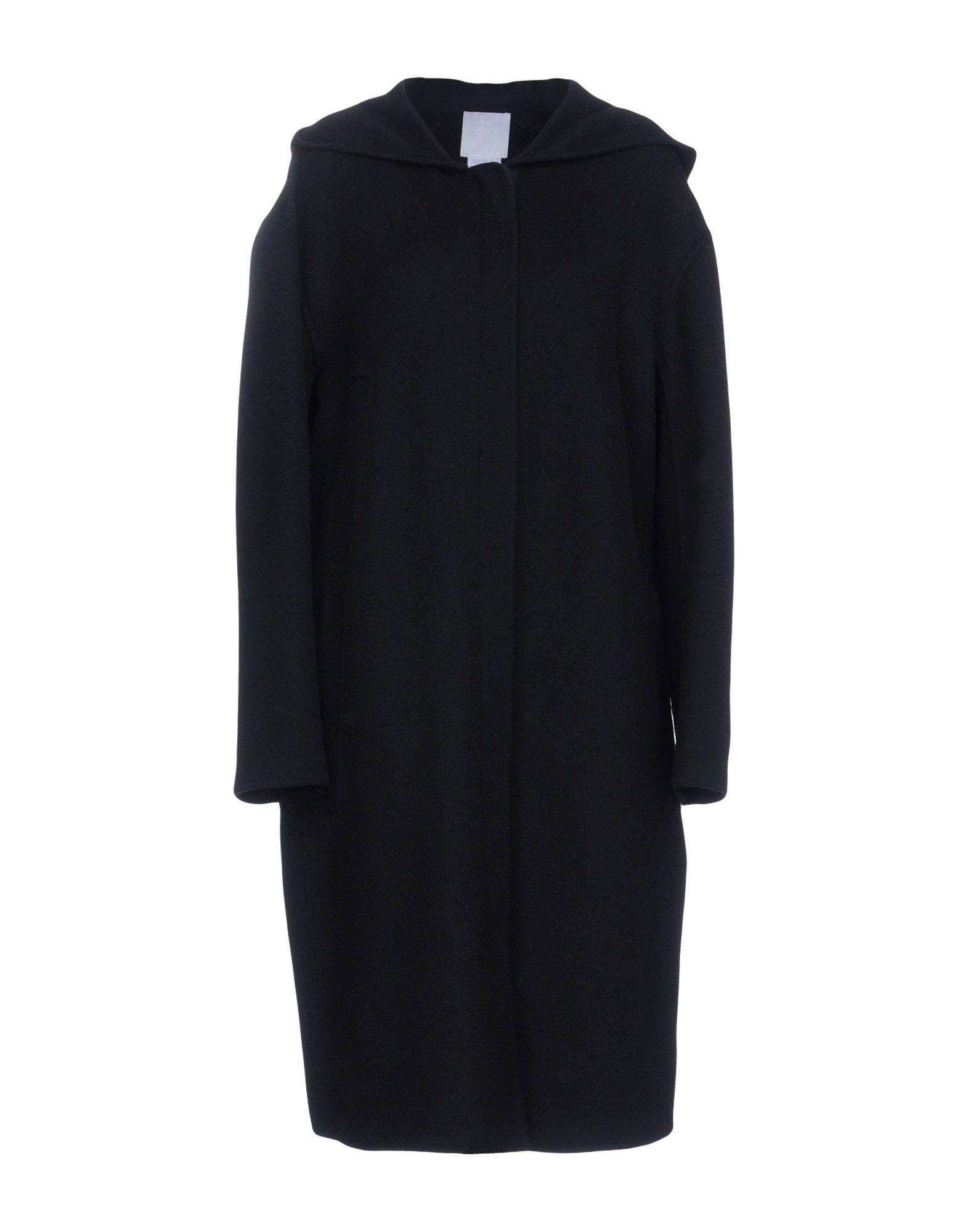 Dkny Coat In Black