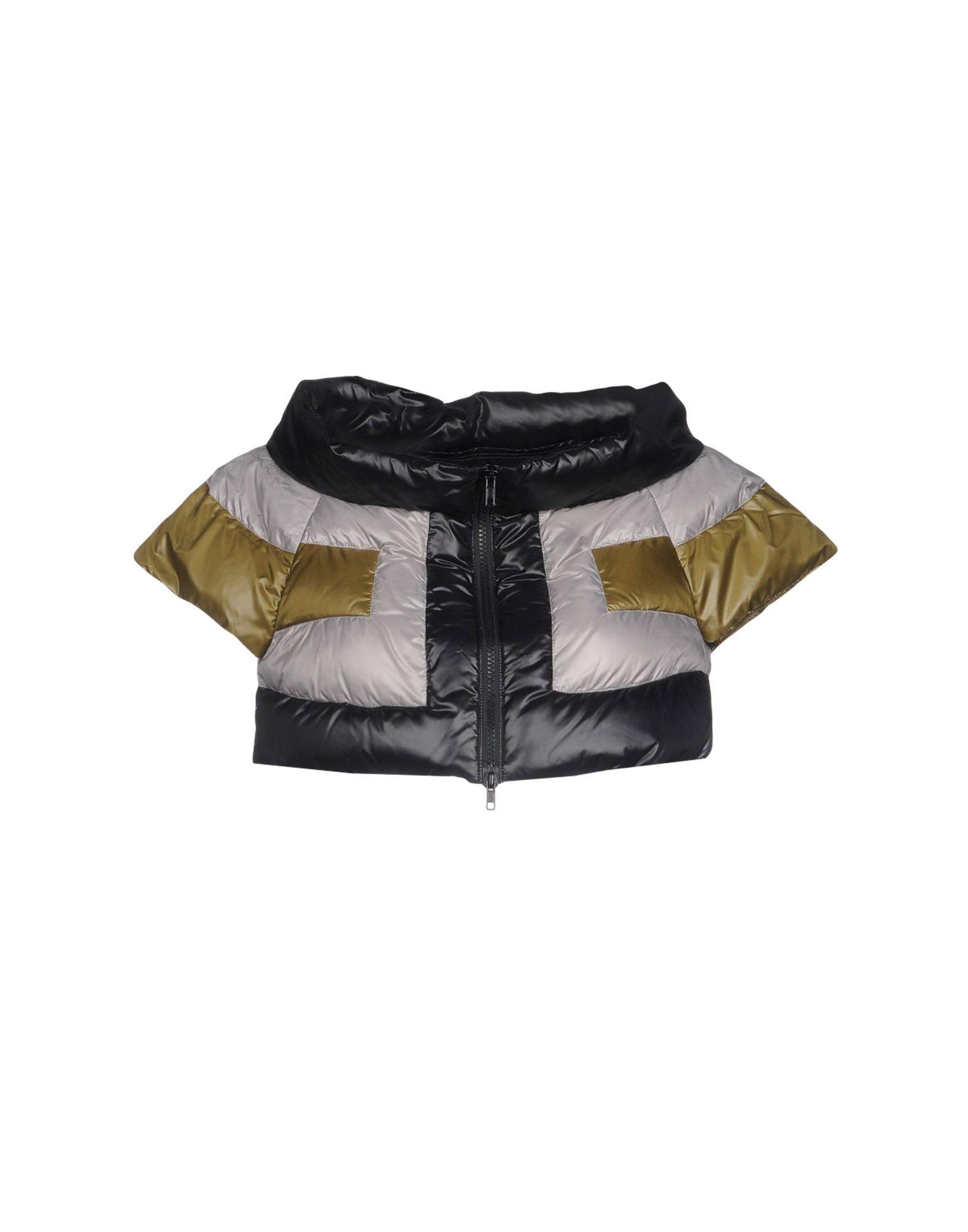 Red Valentino Synthetic Padding In Black