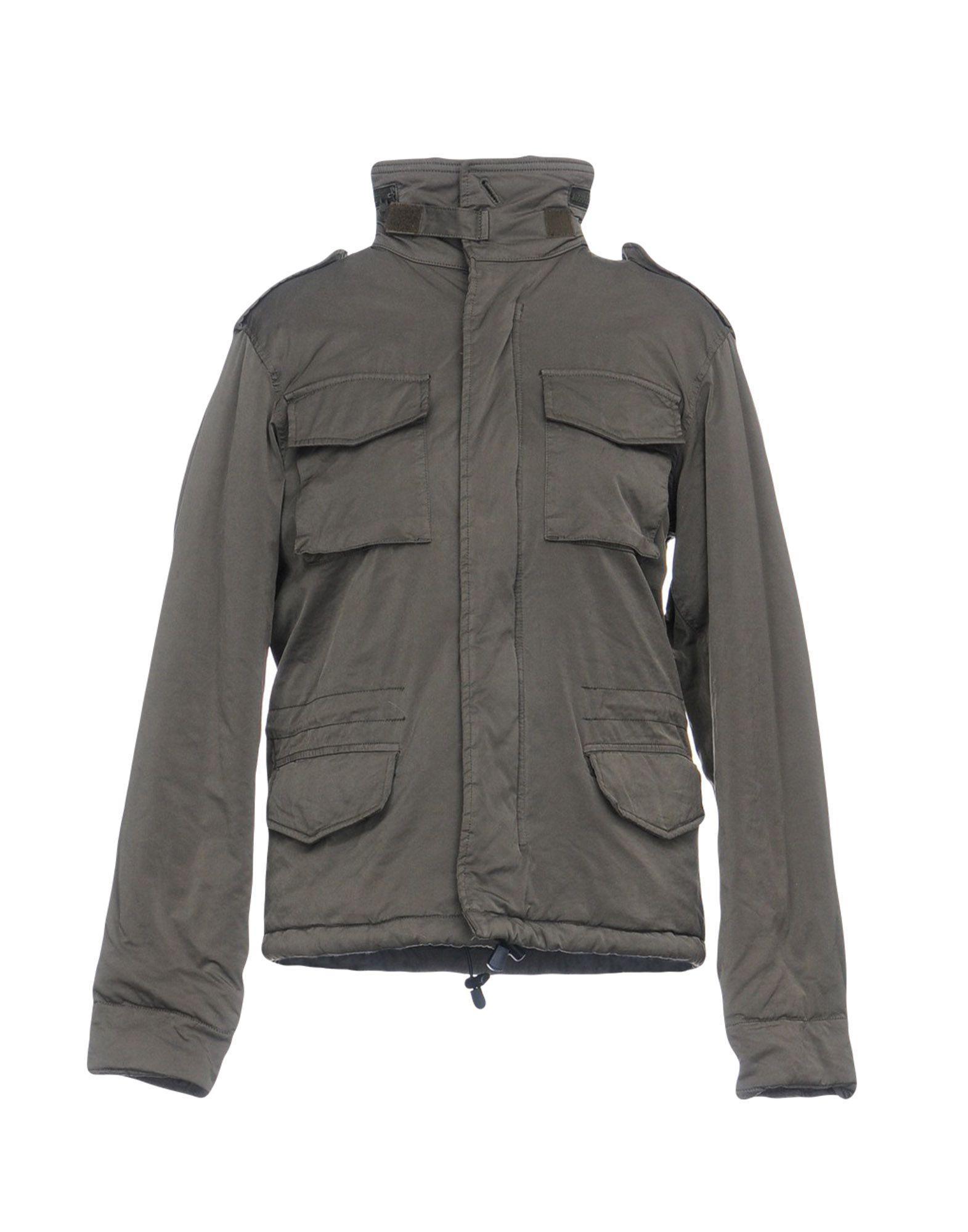 Aspesi Jacket In Military Green