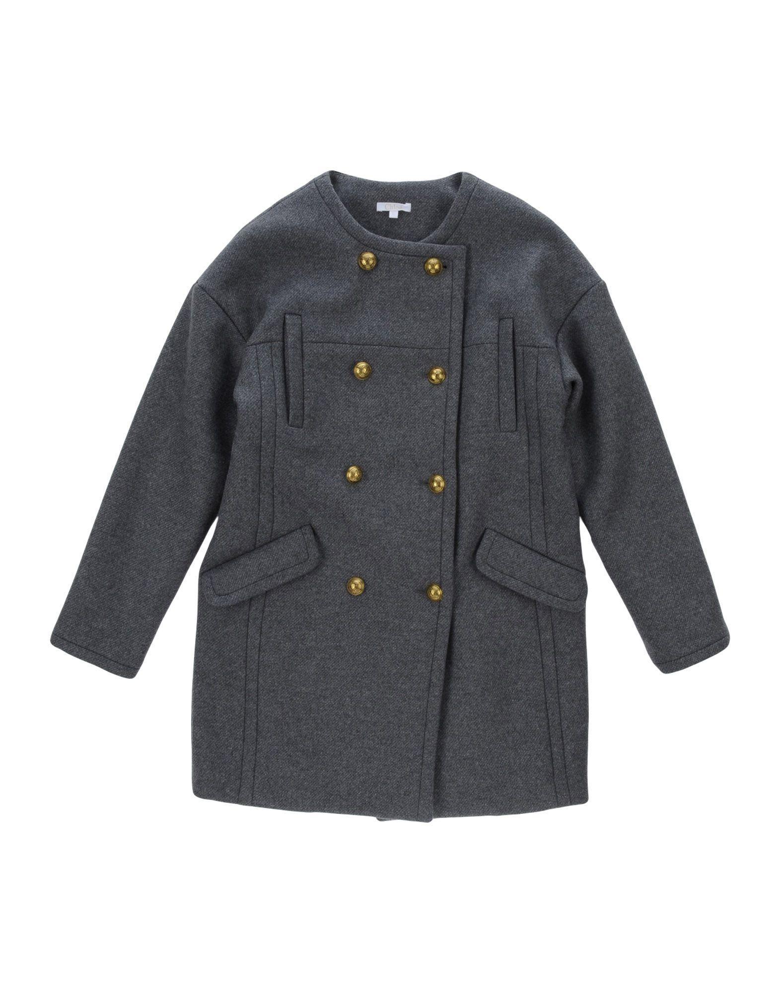 ChloÉ Coat In Grey