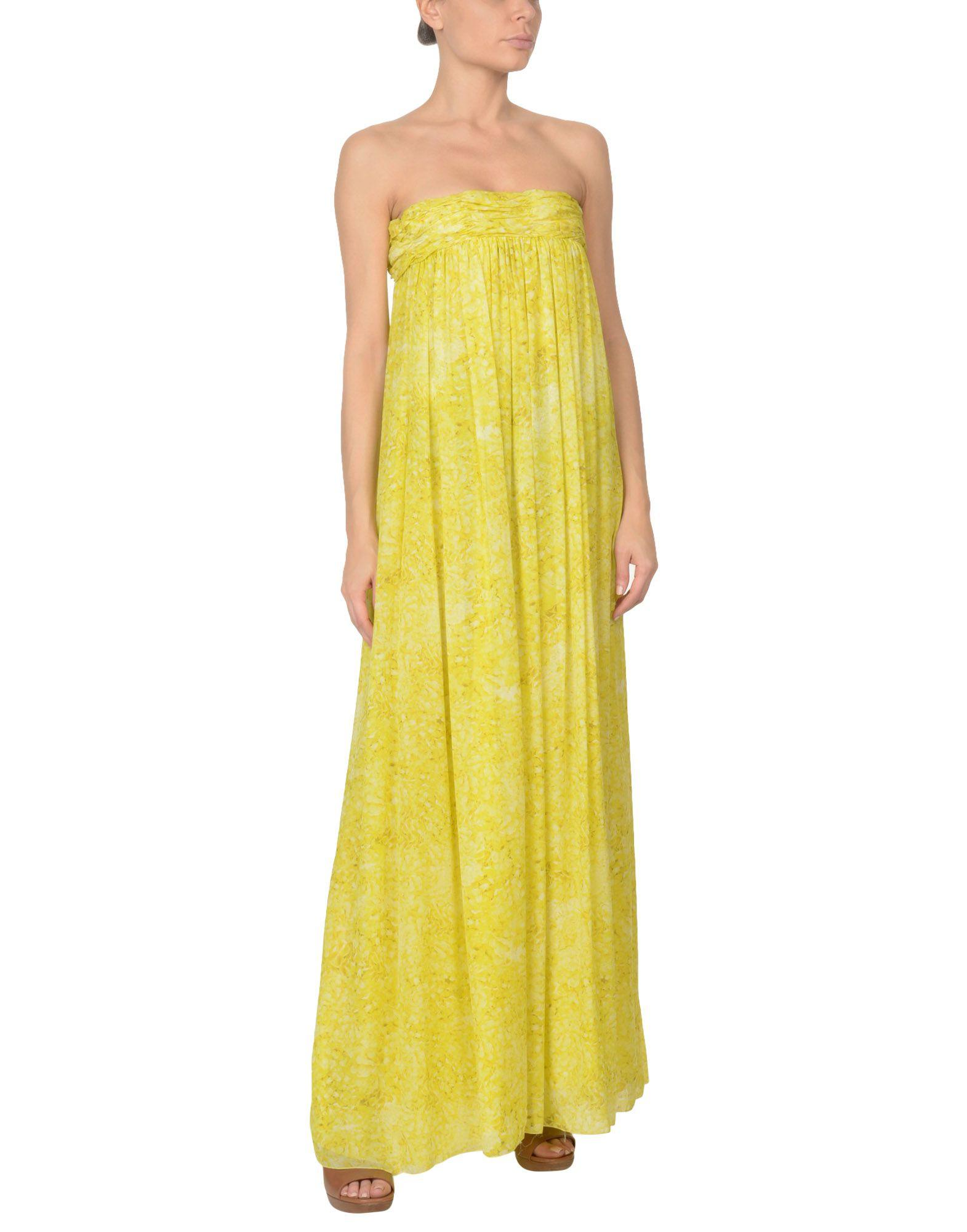 Giambattista Valli Long Dresses In Yellow