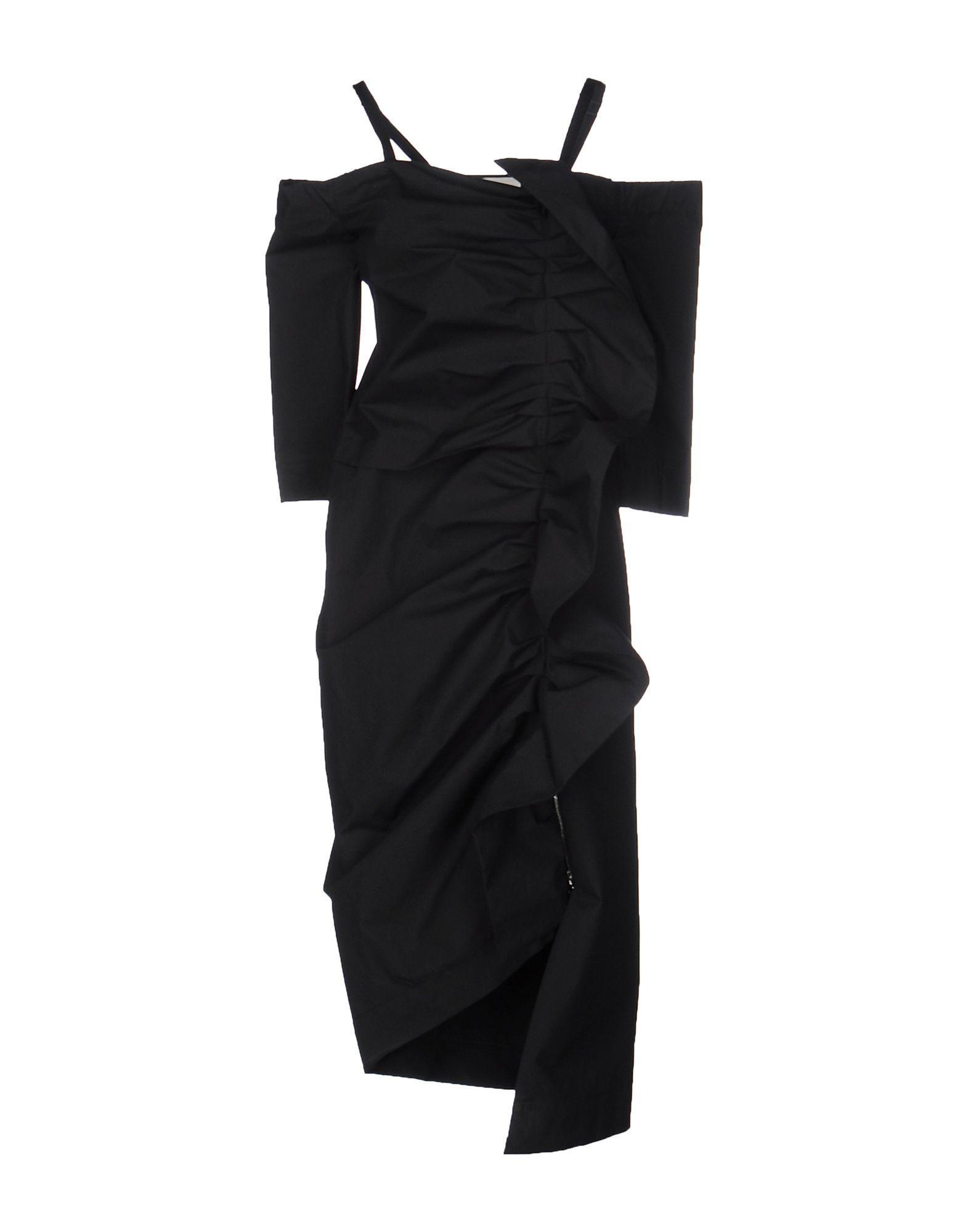 Isa Arfen Formal Dress In Black