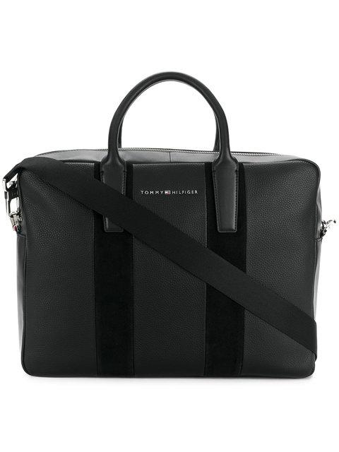 Tommy Hilfiger Business Laptop Bag - Black