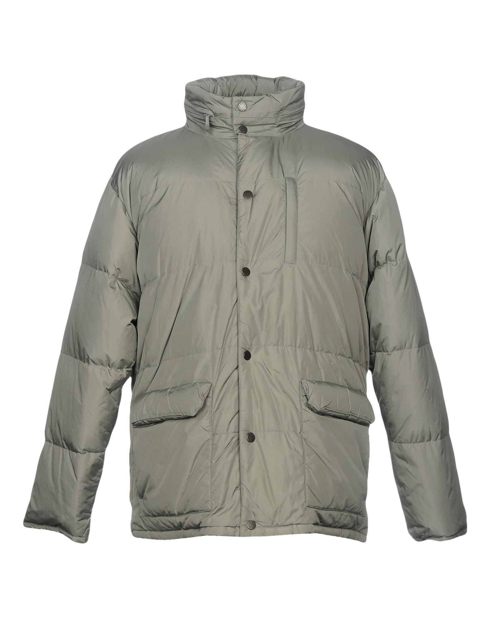 Aspesi Down Jackets In Grey