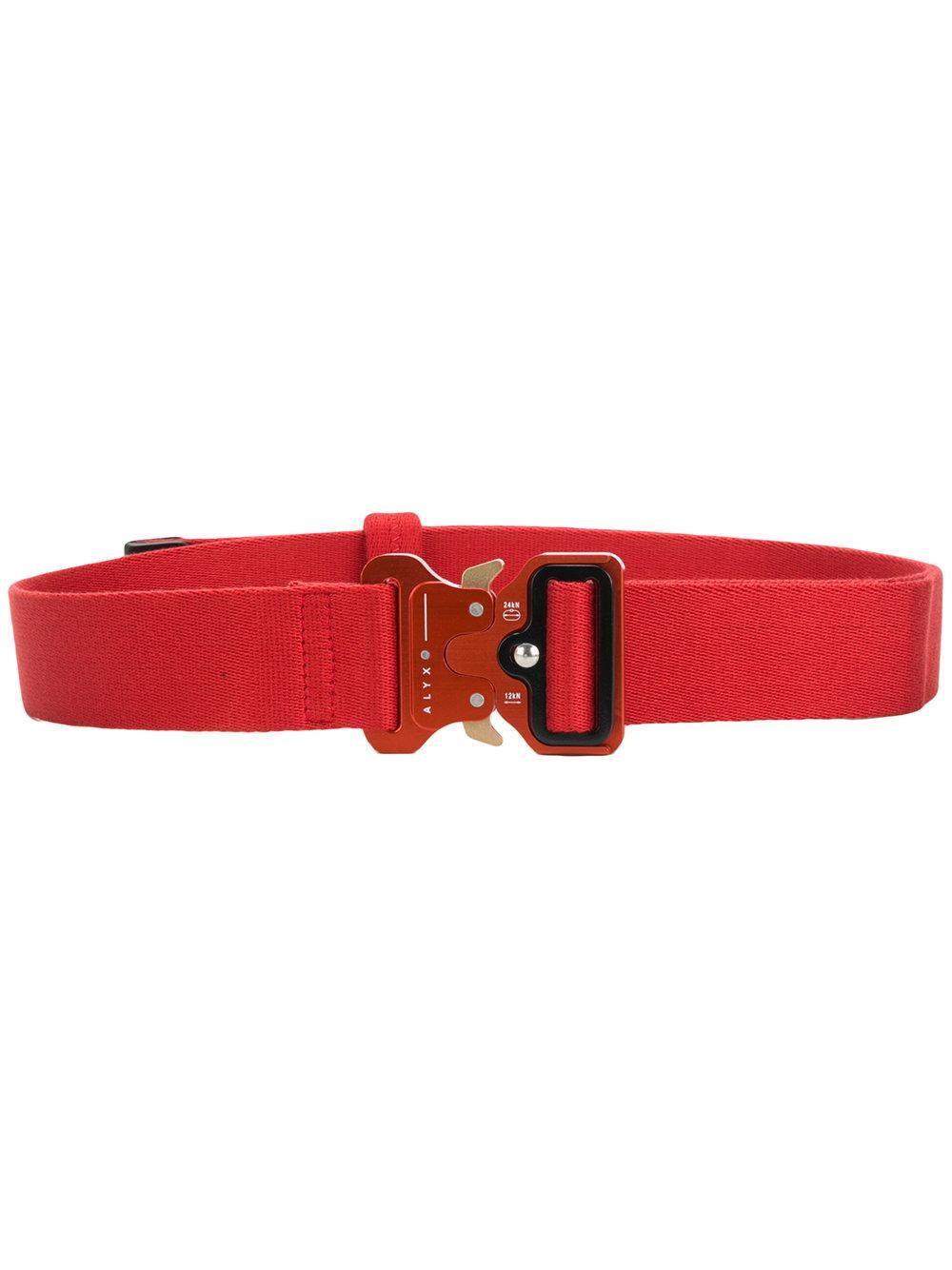 Alyx Classic Buckled Belt