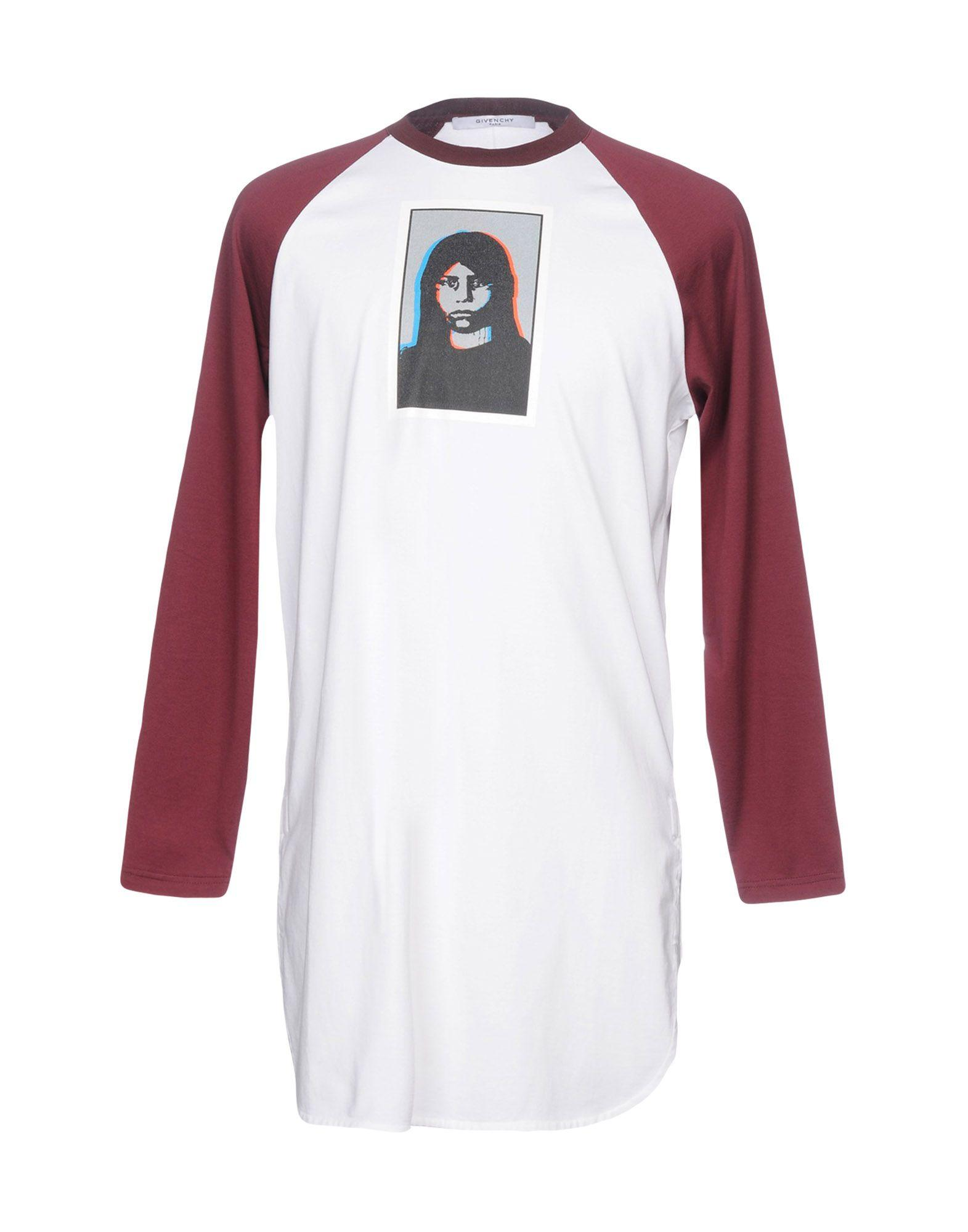 Givenchy T-shirts In White