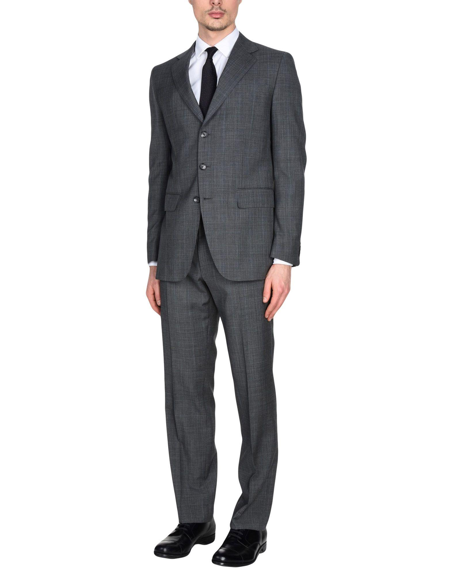 Valentino Suits In Grey