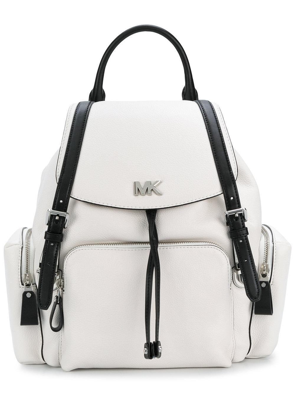 Michael Michael Kors Contrast Trim Backpack