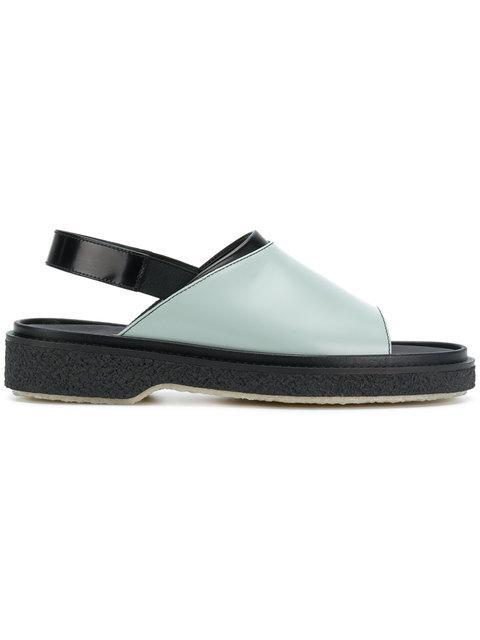 Adieu Paris Type 114 Sandals - Blue