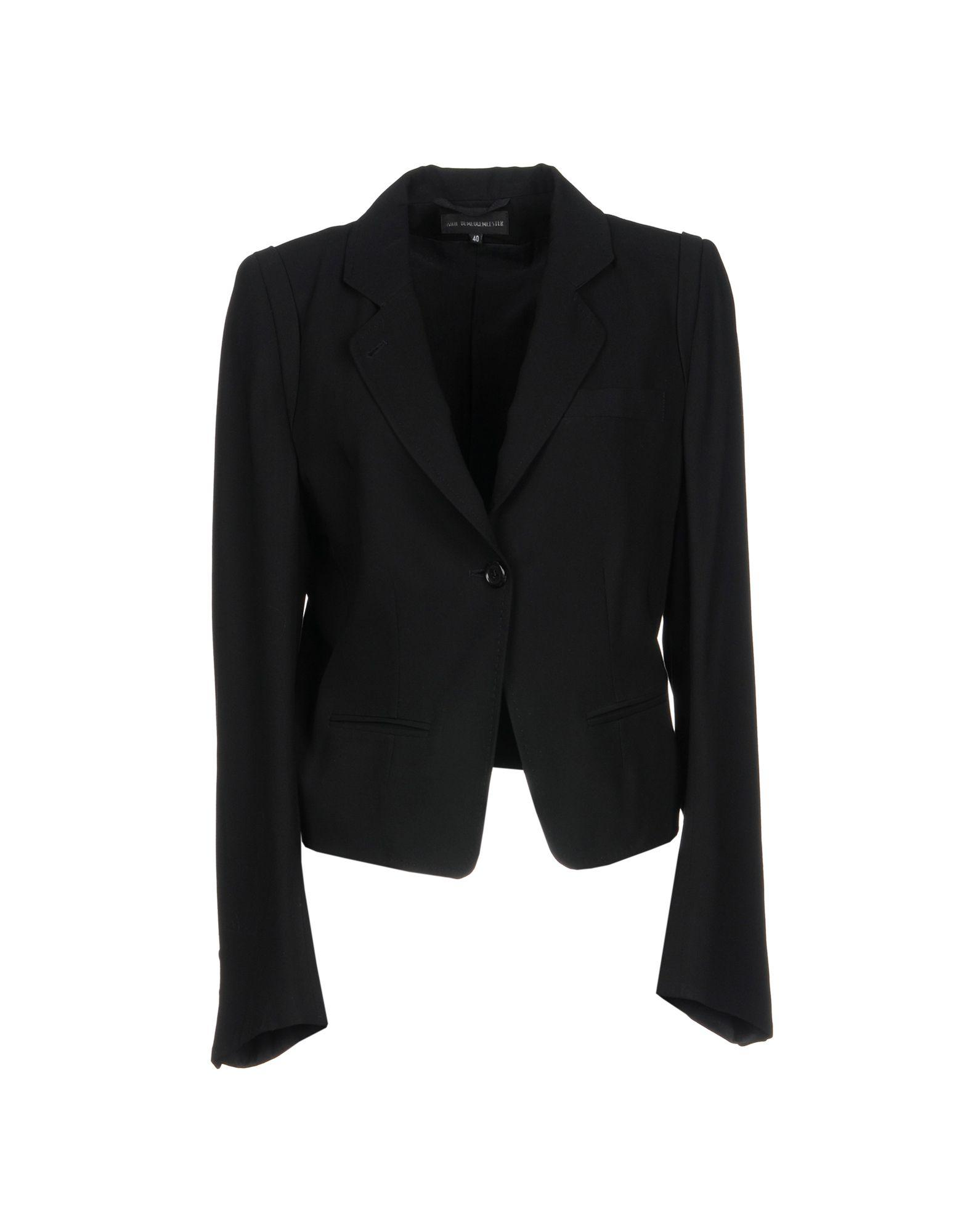 Ann Demeulemeester In Black