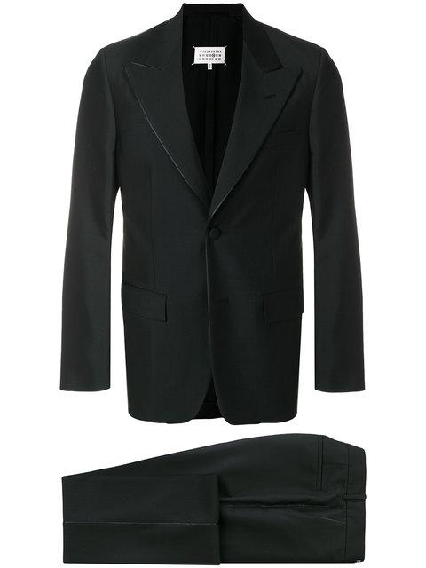 Maison Margiela Two Piece Suit - Black