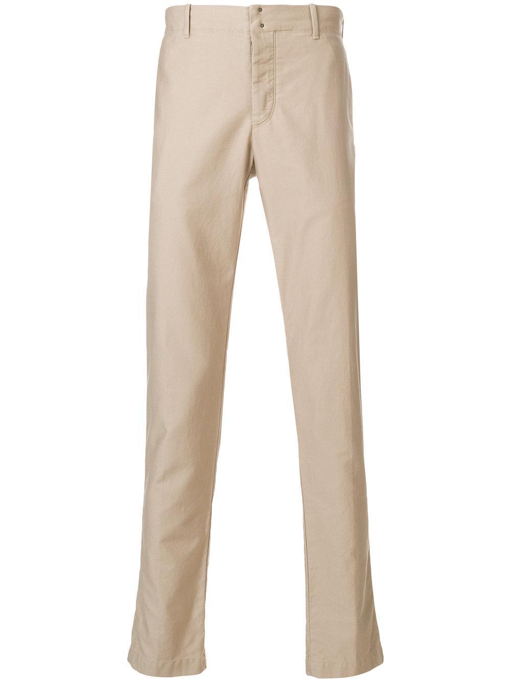 Incotex Slim Fit Trousers - Blue