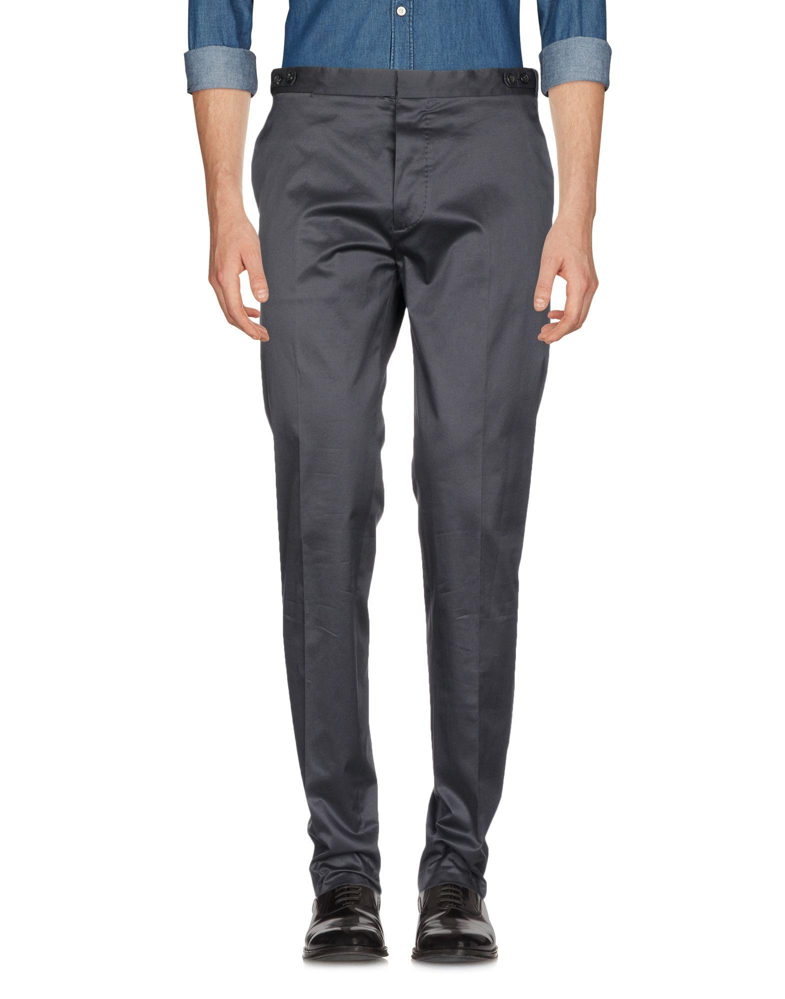 Dsquared2 Casual Pants In Lead
