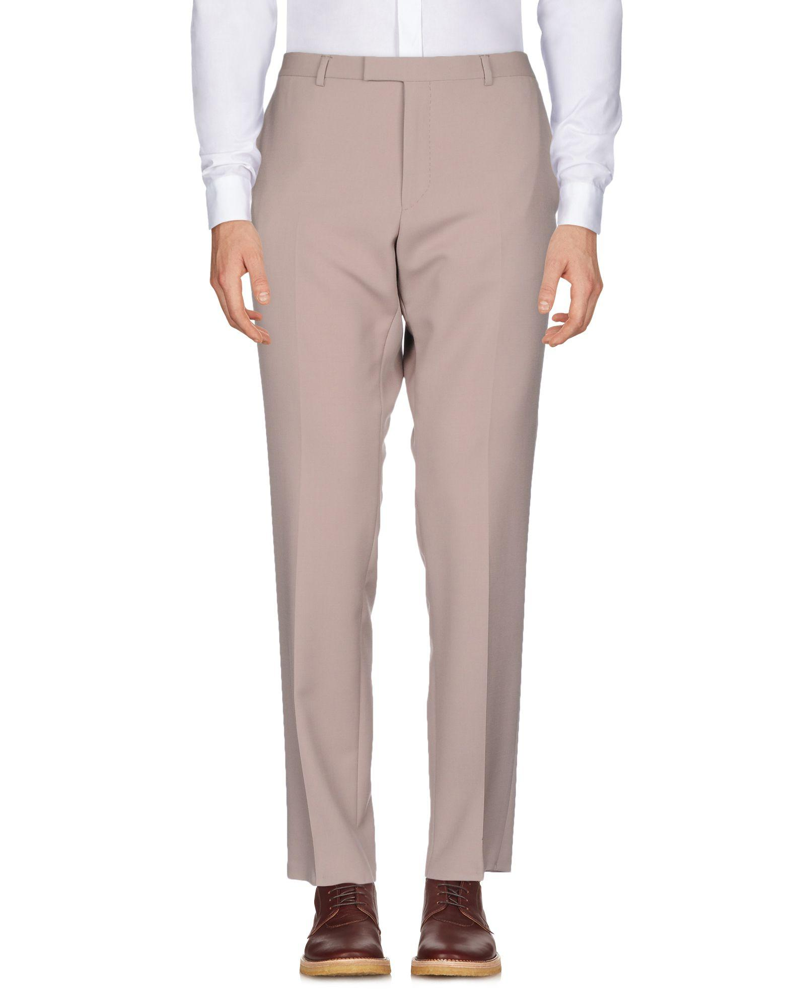 Gucci Casual Pants In Camel