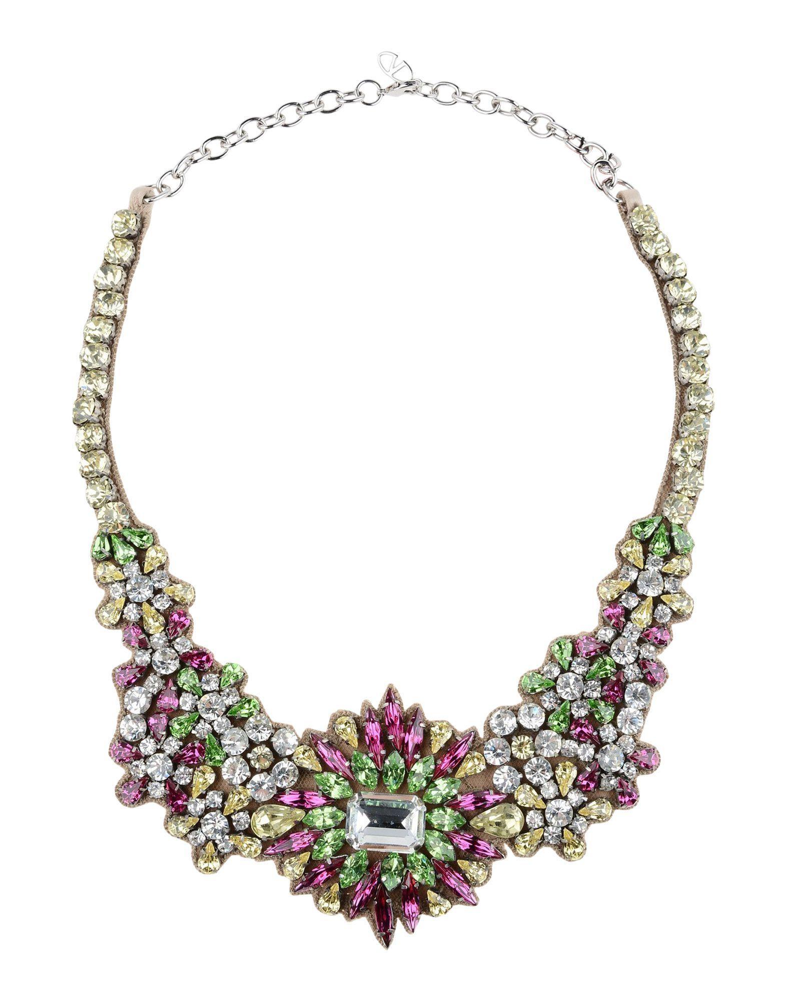 Valentino Necklaces In Fuchsia
