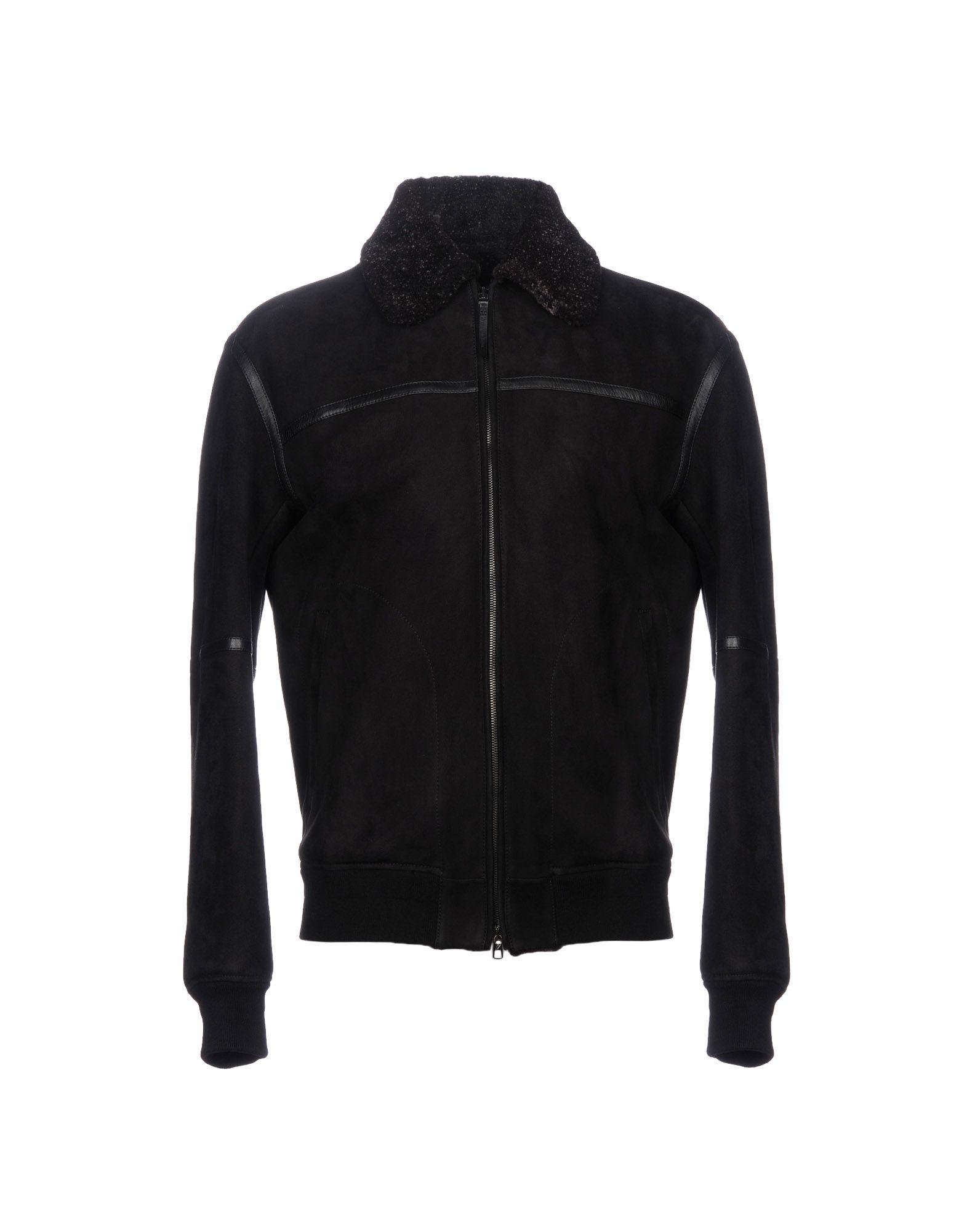 Ermenegildo Zegna Jackets In Black