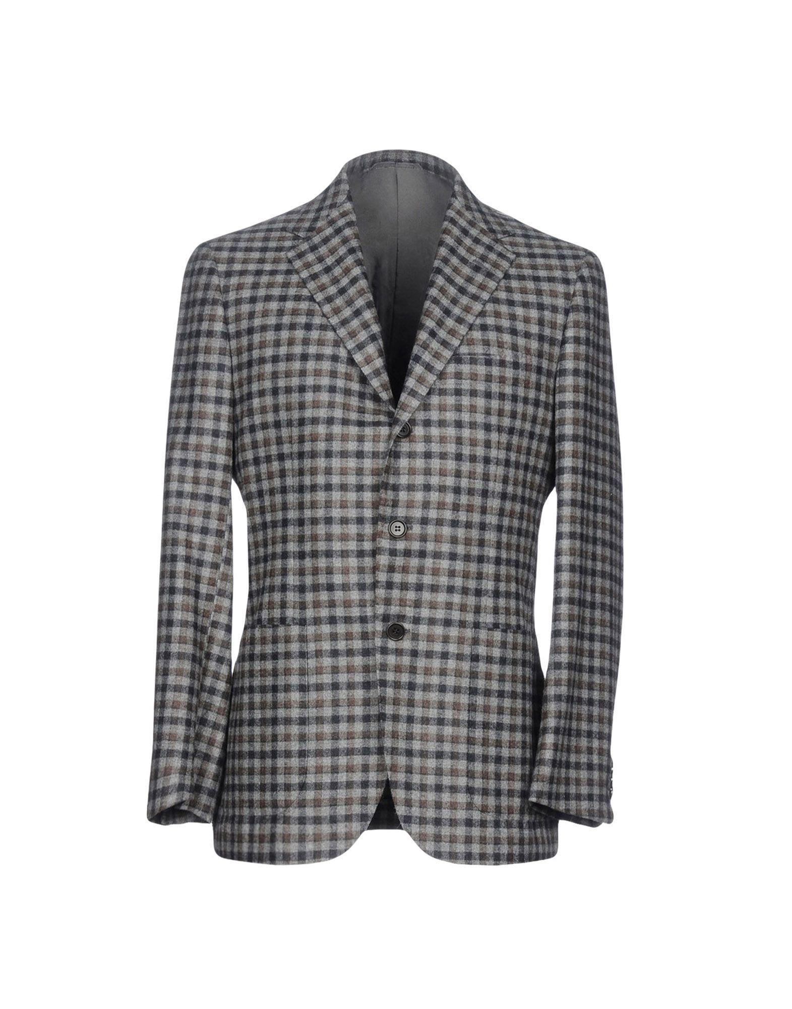 Sartorio Blazer In Grey