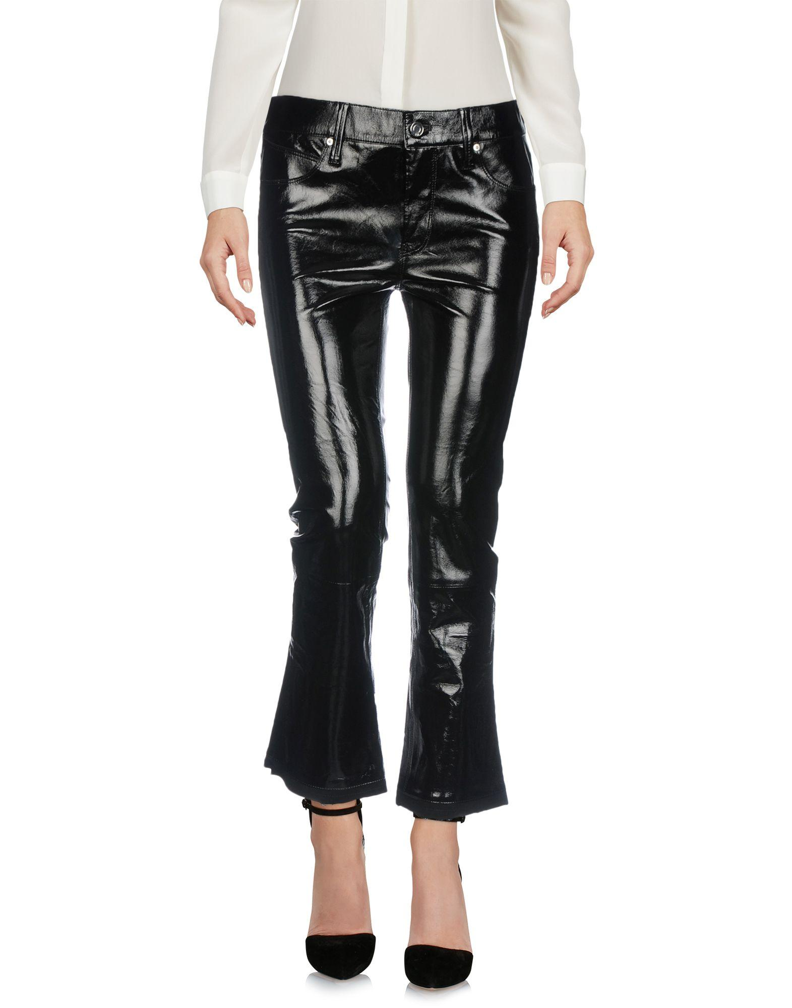 Rta Casual Pants In Black