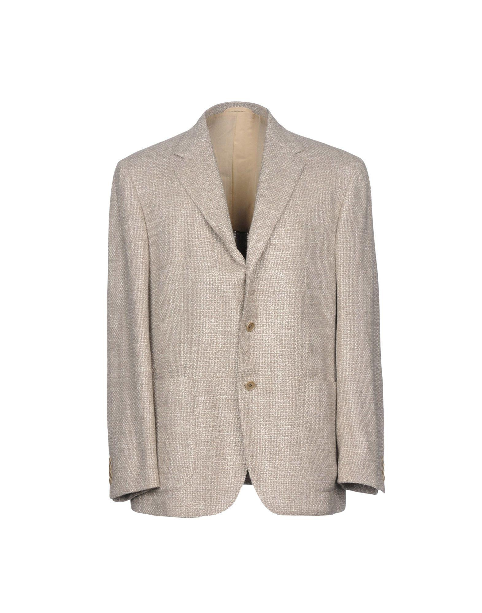 Sartorio Blazer In Light Grey