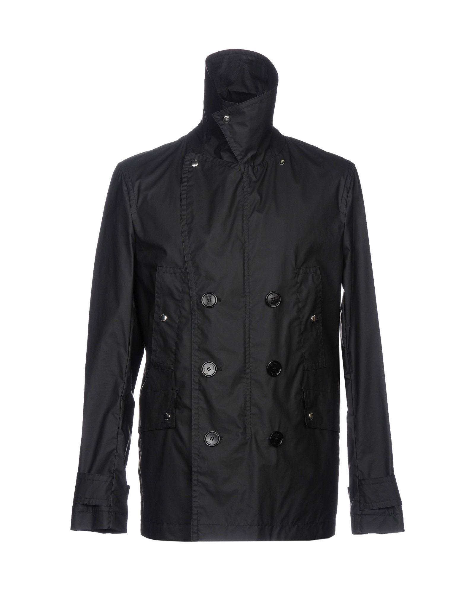 Dior Homme Jackets In Black