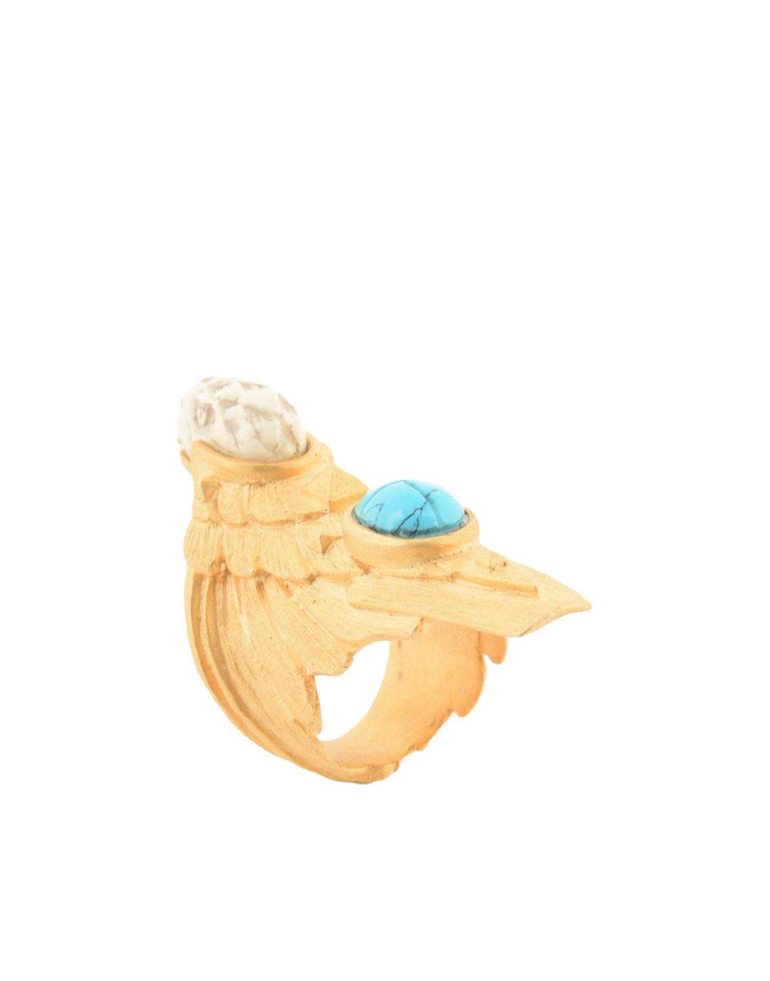 Valentino Ring In Gold