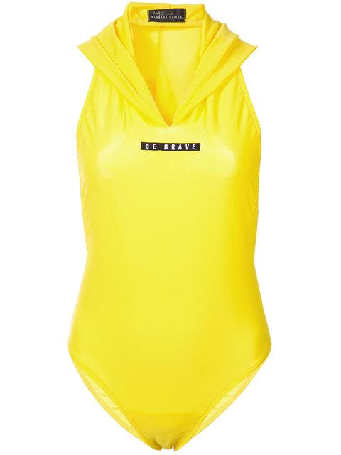 Barbara Bologna Be Brave Swimsuit - Yellow
