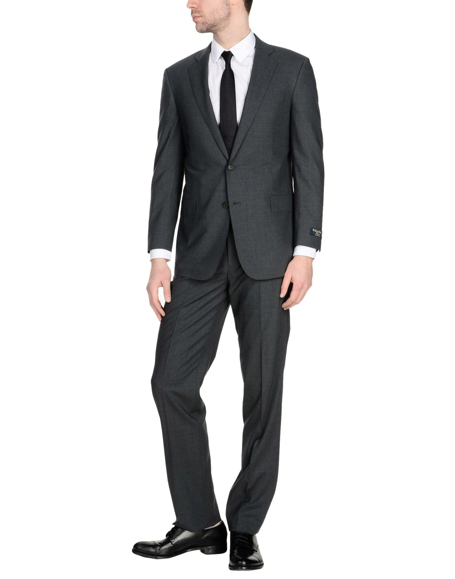 Brooks Brothers Suits In Lead