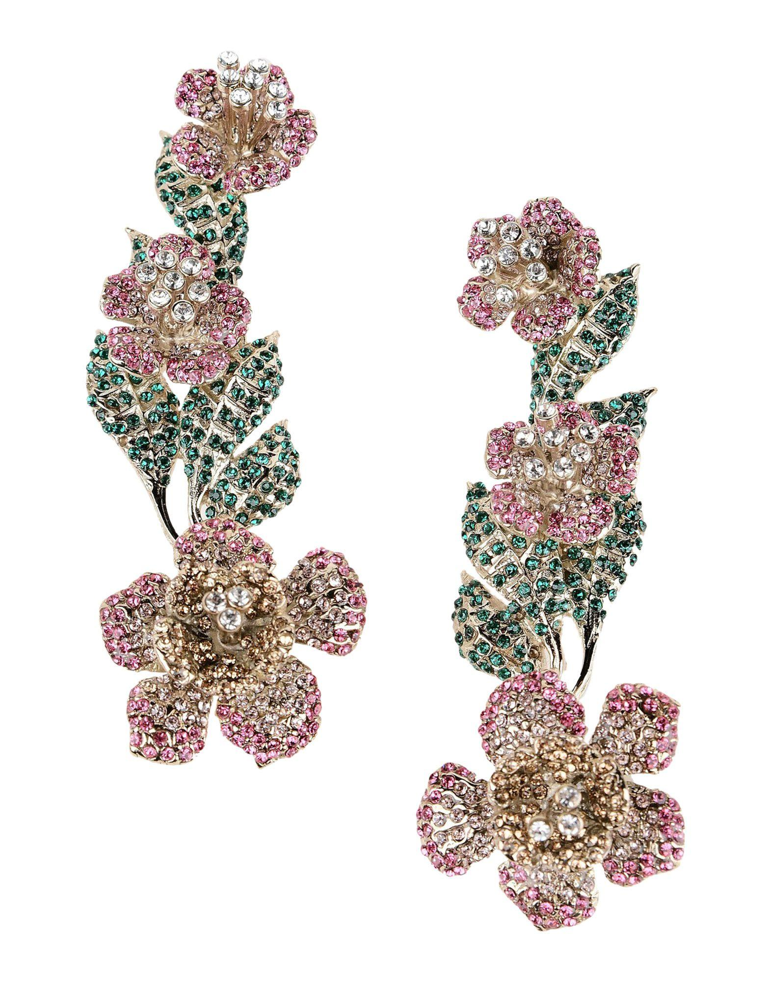 Valentino Earrings In Gold