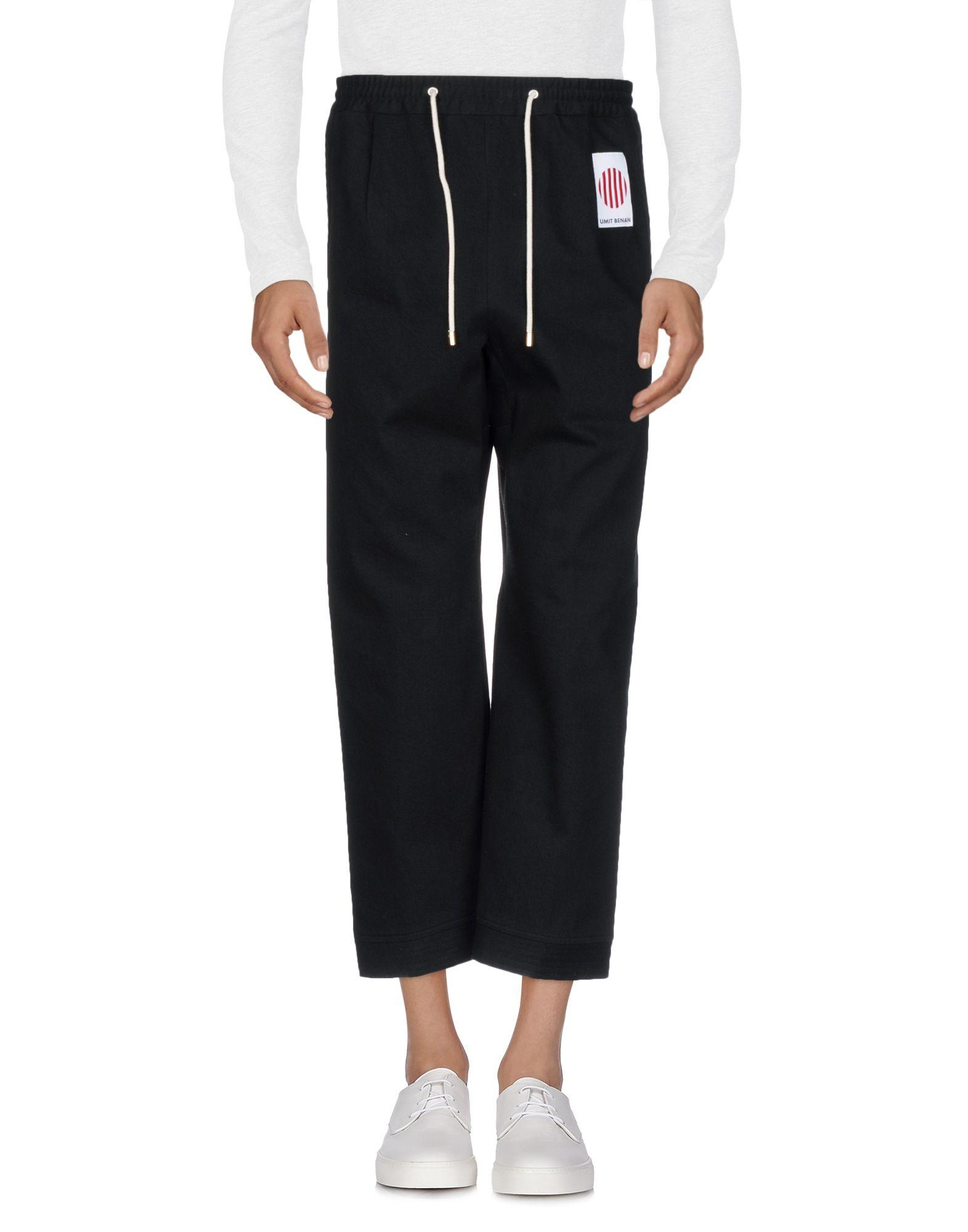 Umit Benan Jeans In Black