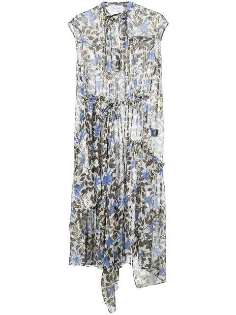 Christian Wijnants Floral Print Dress