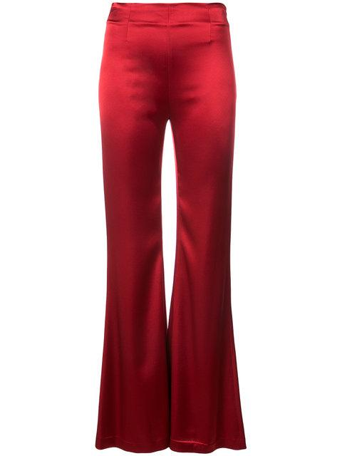 Galvan Flared Trousers