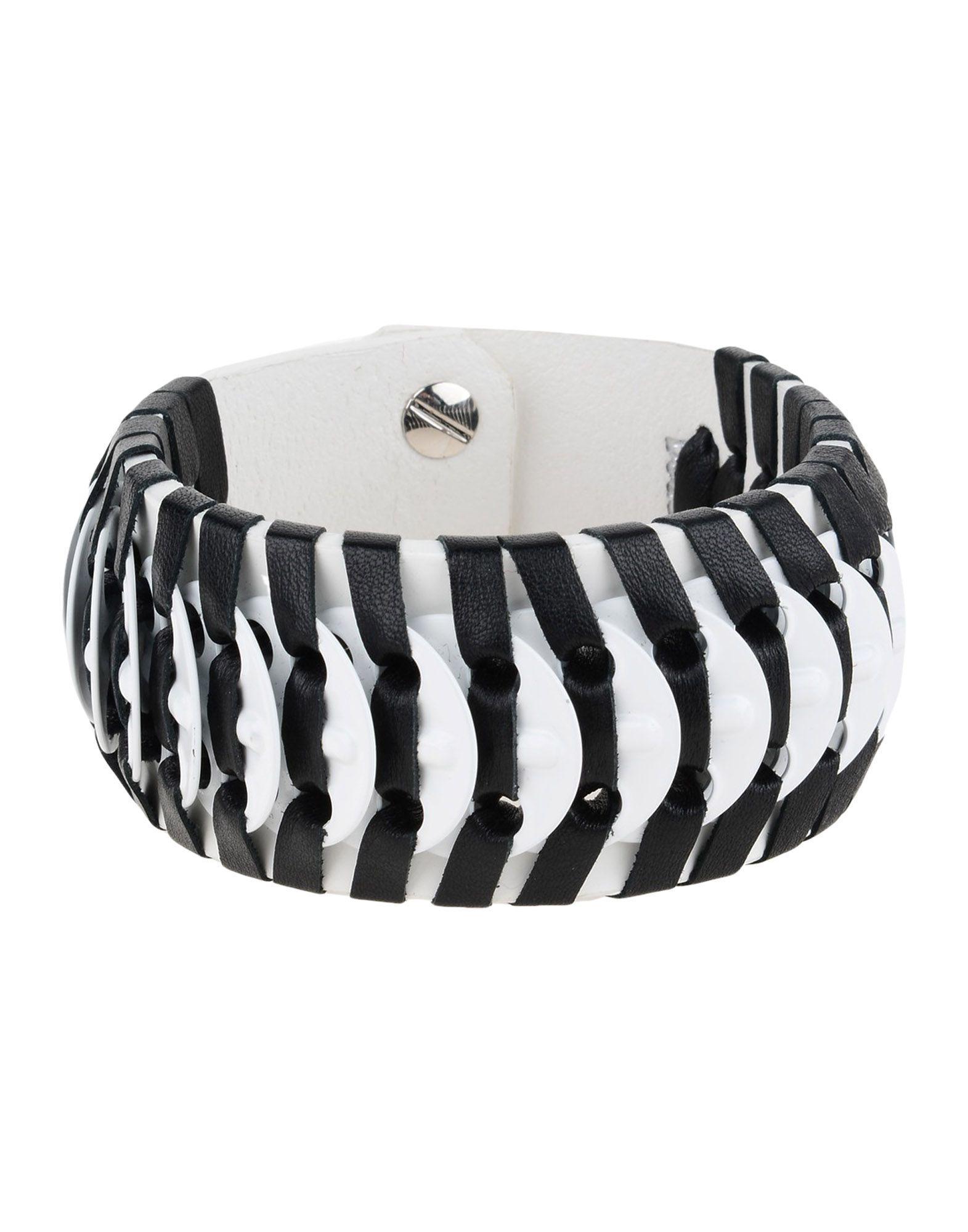 Dsquared2 Bracelet In White