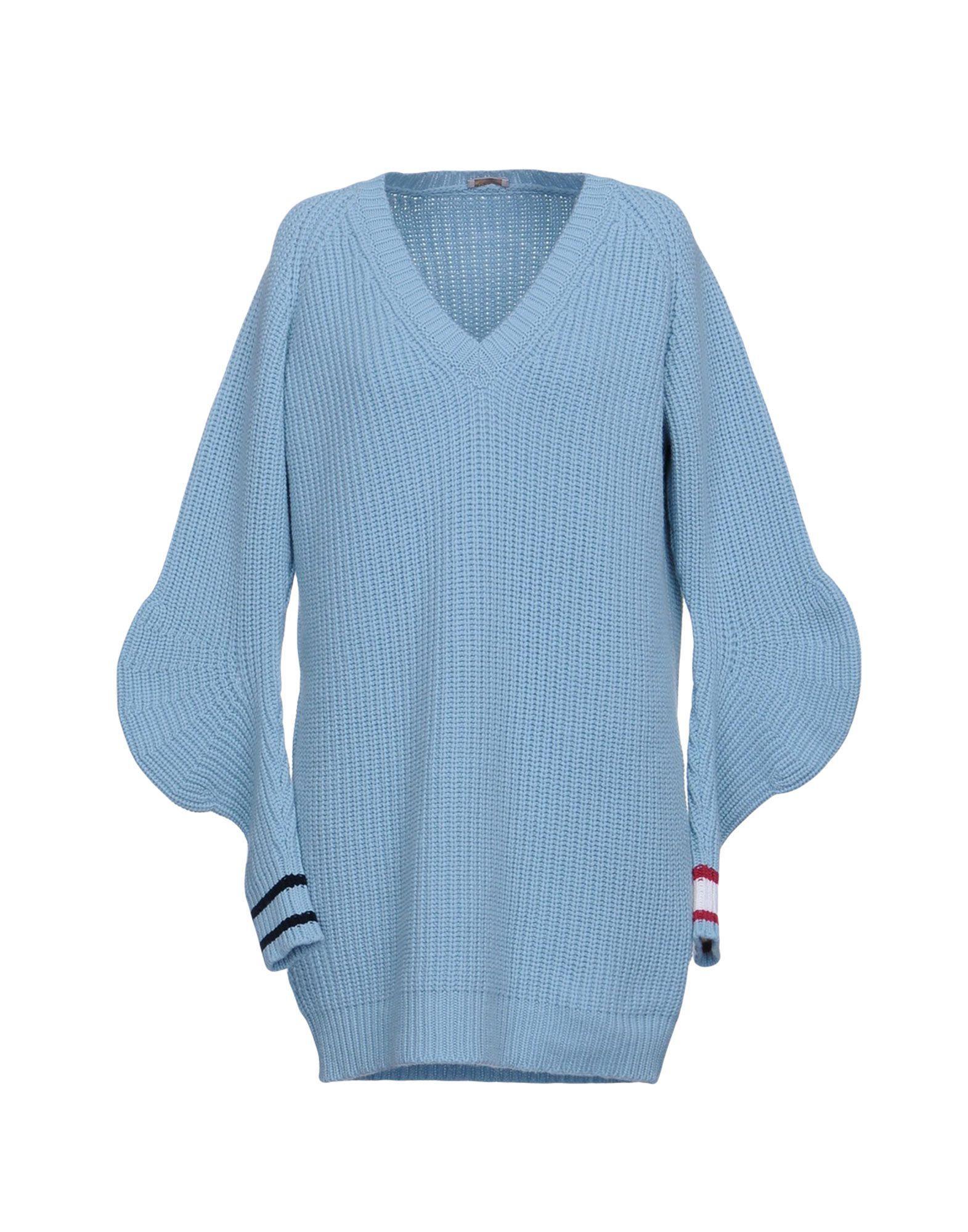 Mrz Sweater In Sky Blue