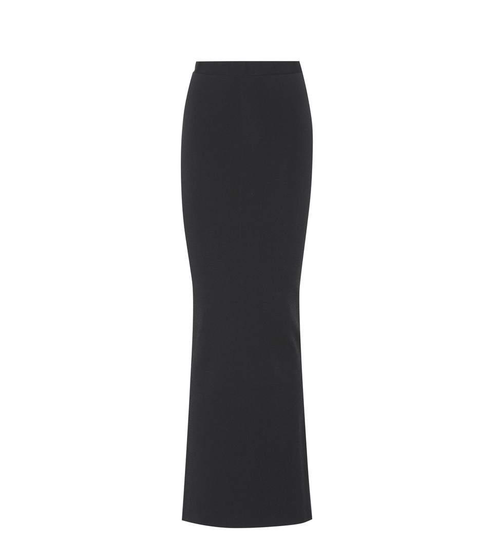 Haider Ackermann Maxi Skirt In Black
