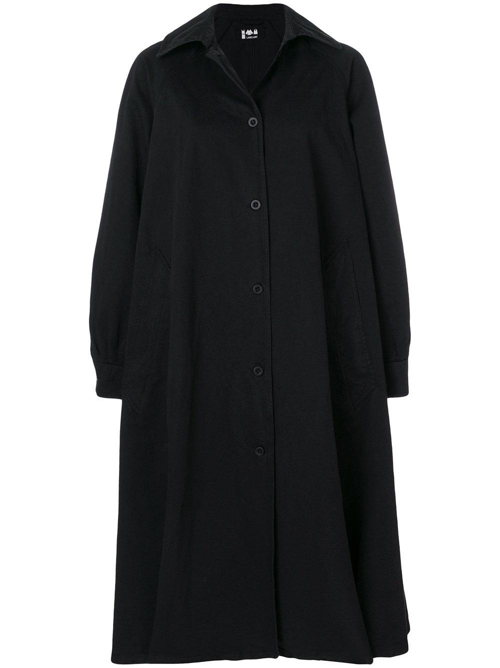 Labo Art Oversized Coat