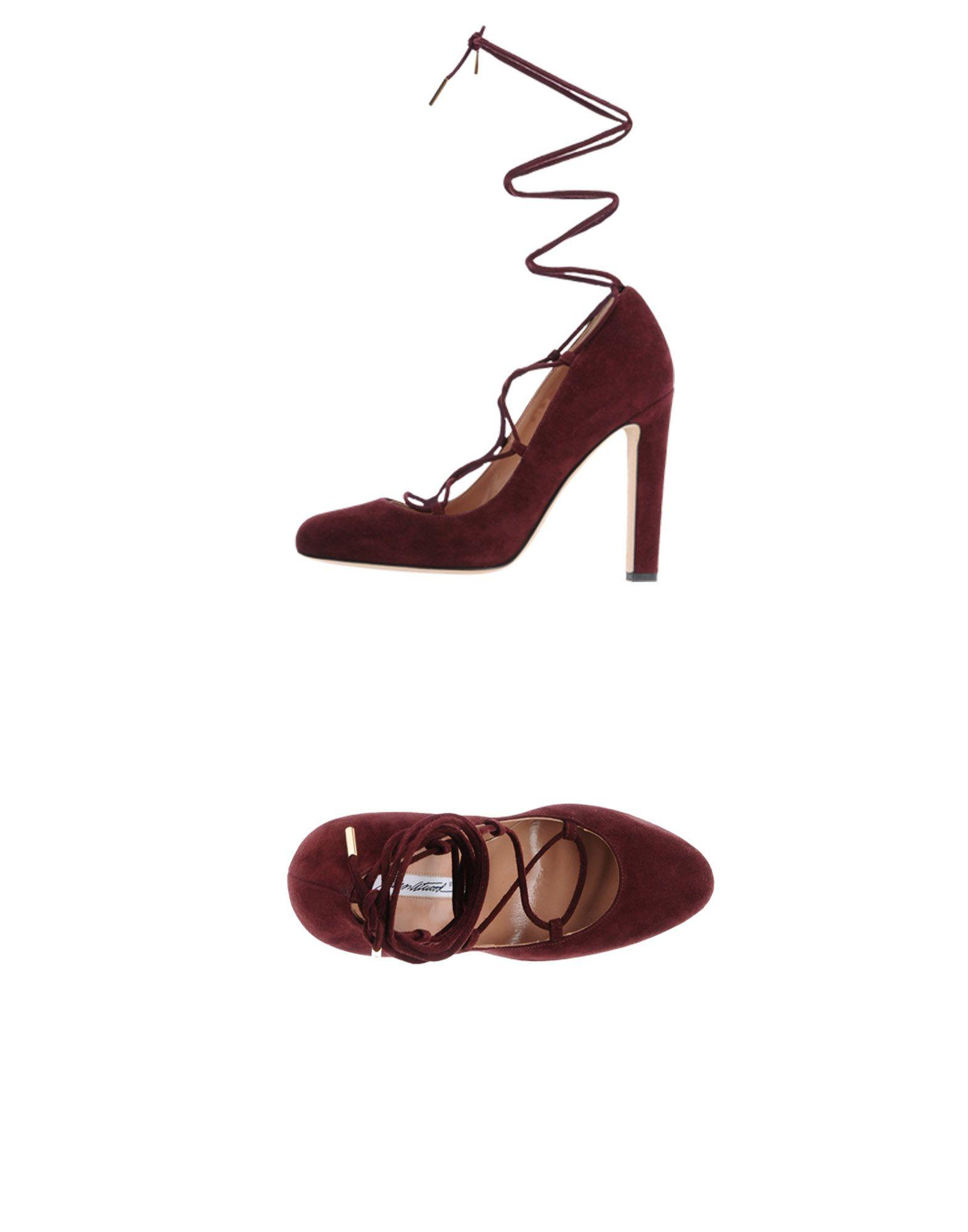 Brian Atwood In Maroon