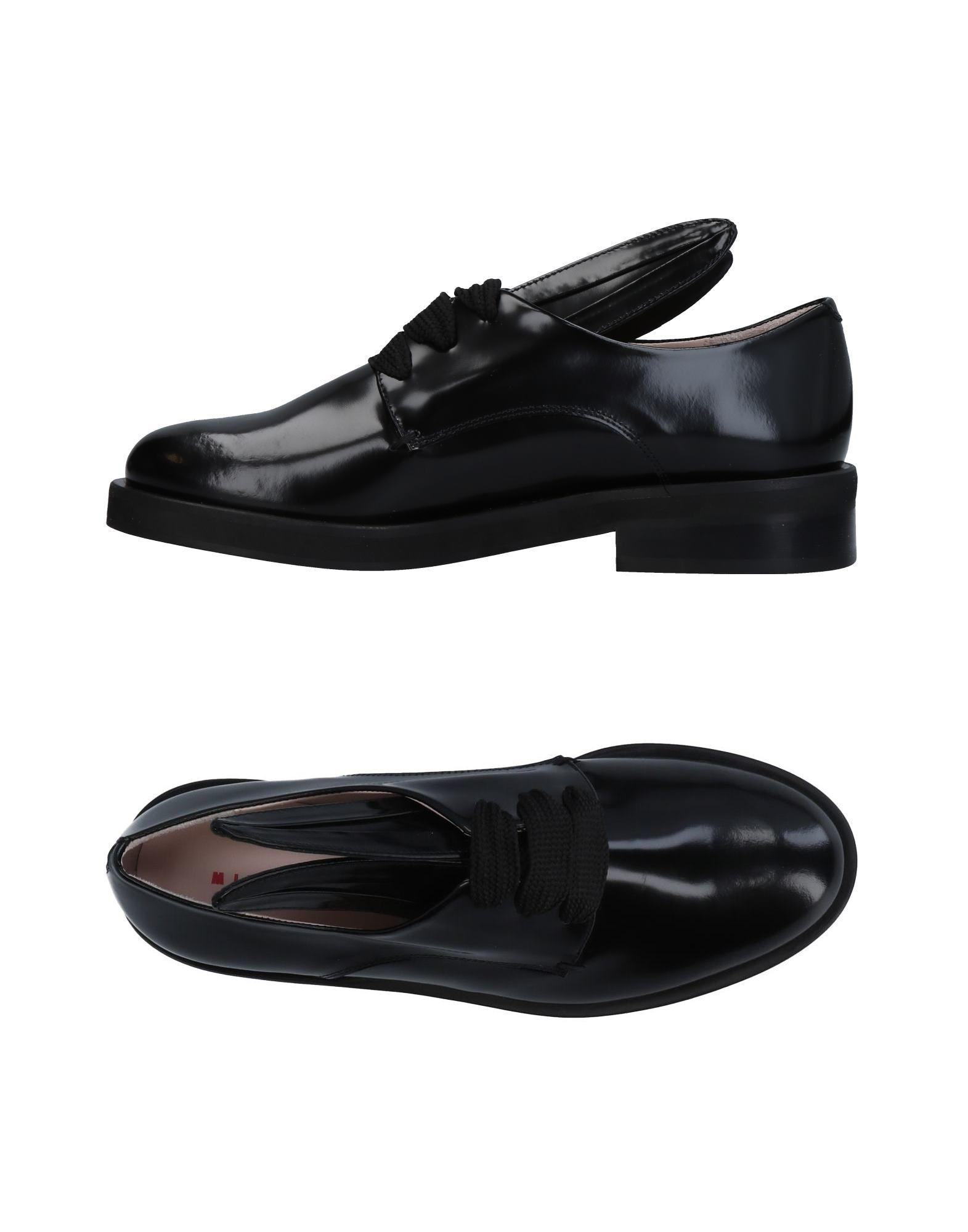 Minna Parikka Laced Shoes In Black