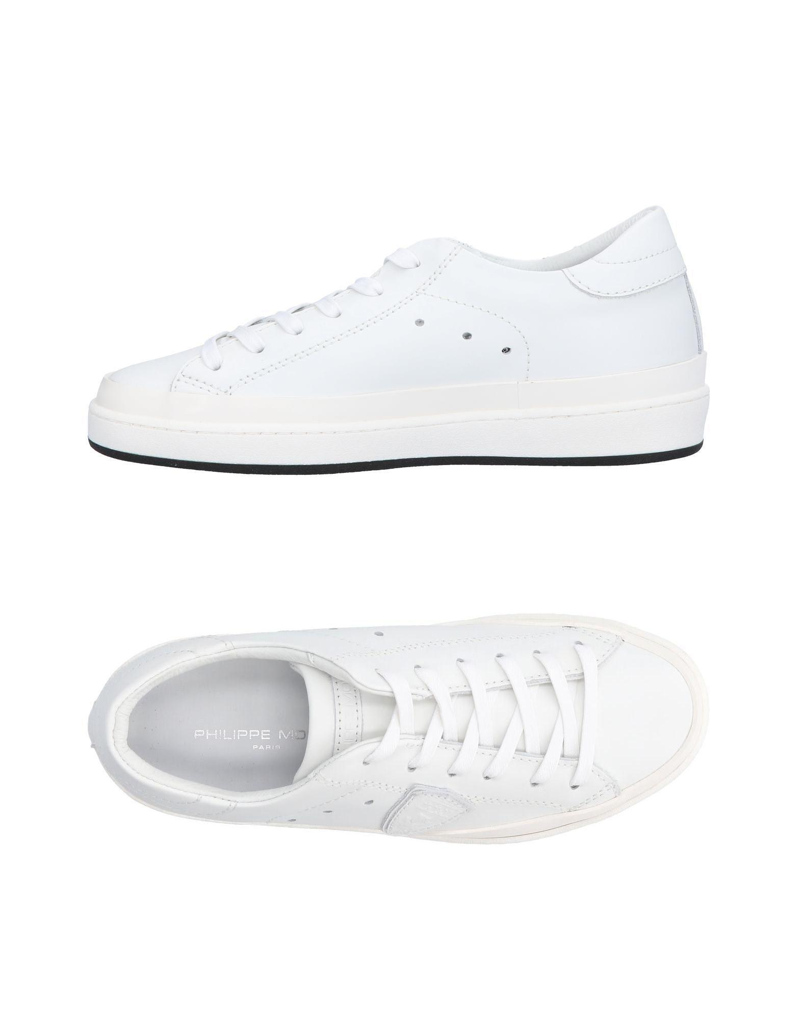 Philippe Model In White