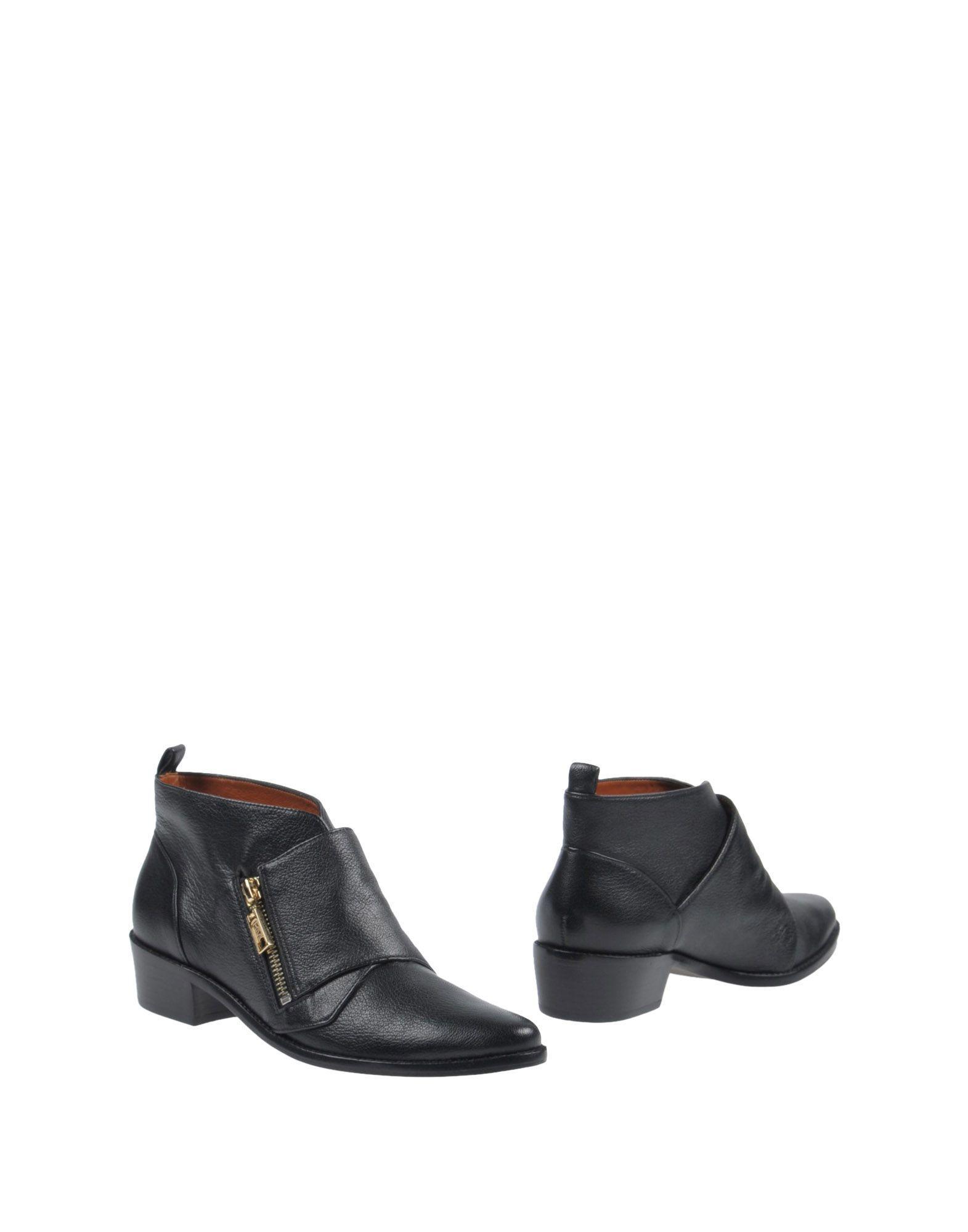 Rebecca Minkoff Ankle Boot In Black