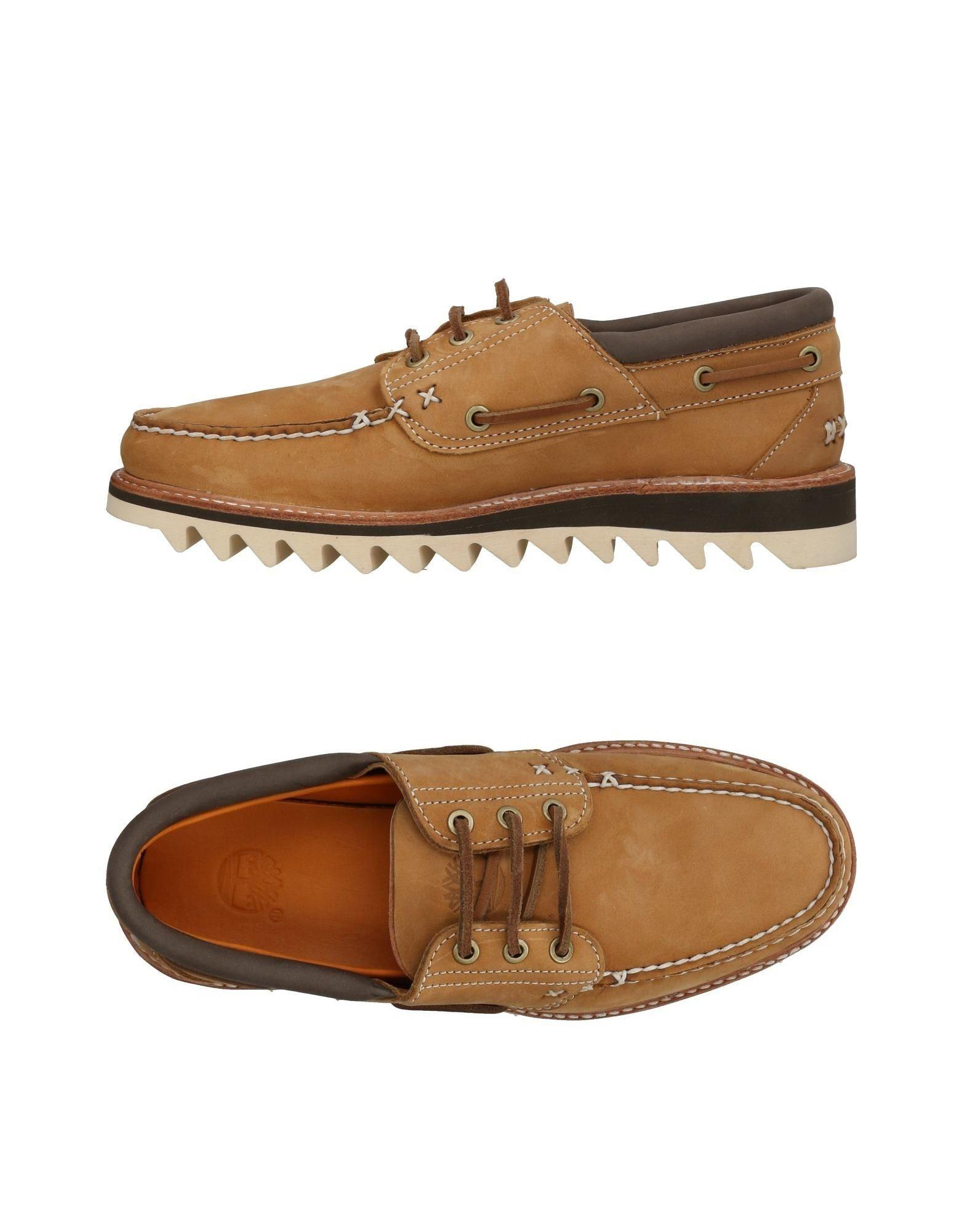 Timberland Loafers In Sand