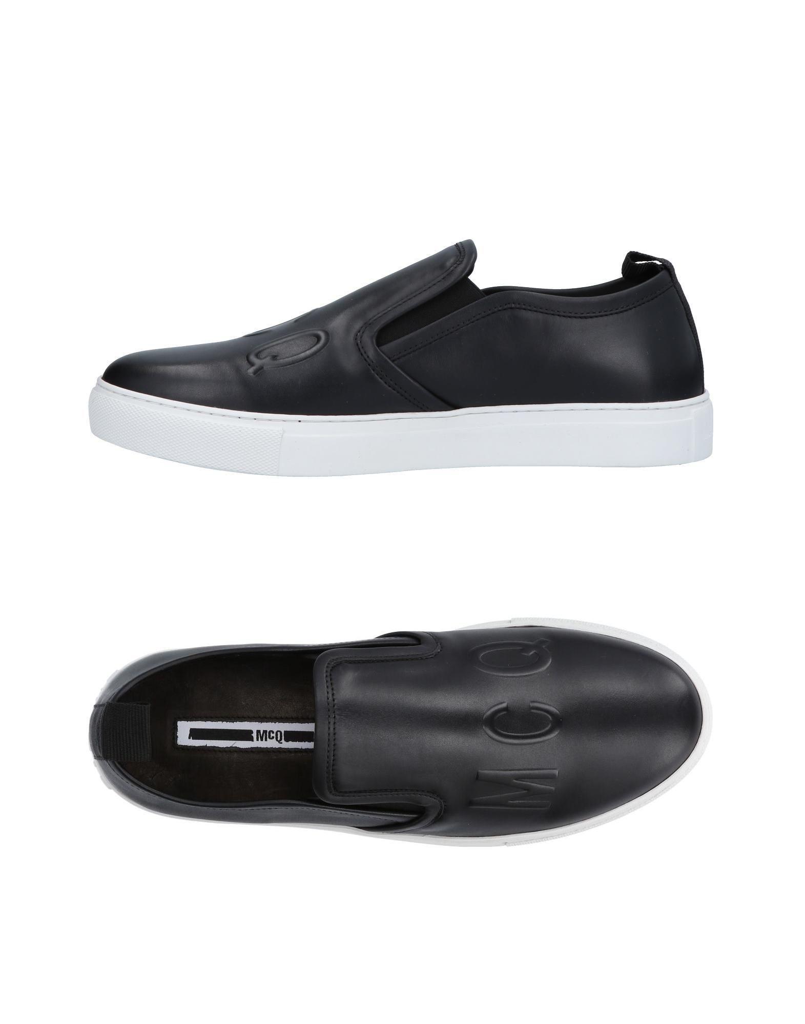 Mcq By Alexander Mcqueen Sneakers In Black