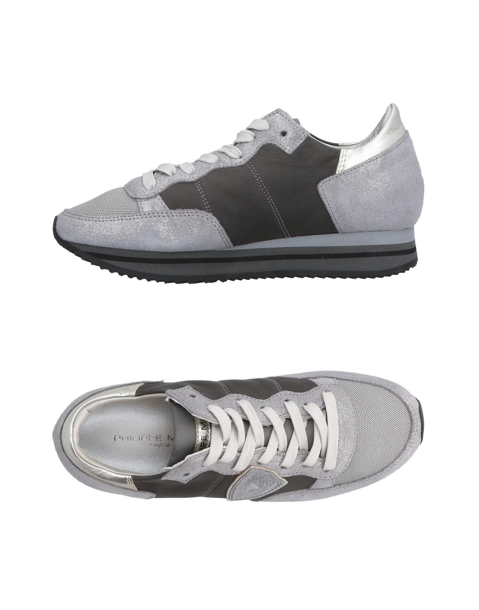 Philippe Model Sneakers In Grey