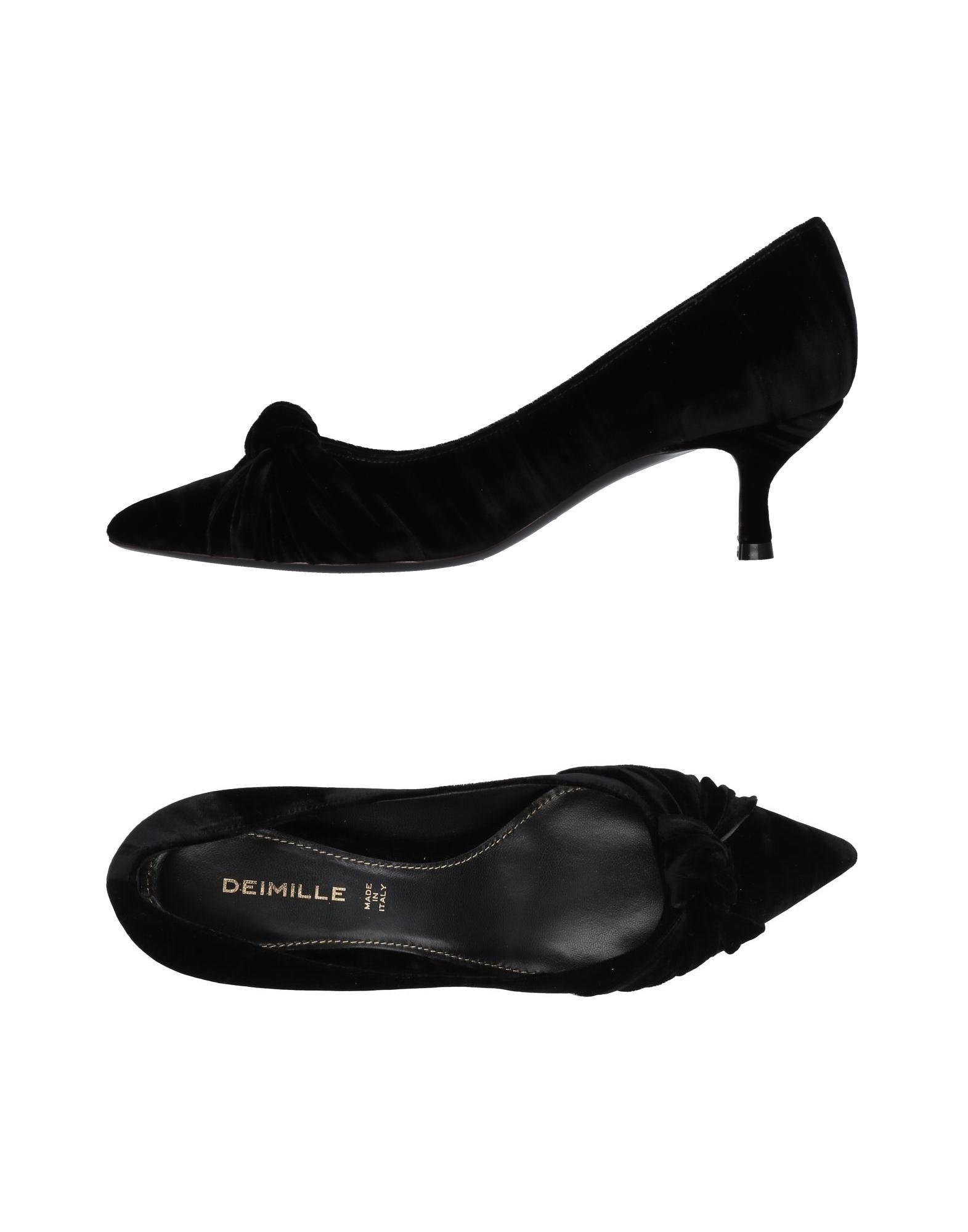Deimille Pumps In Black