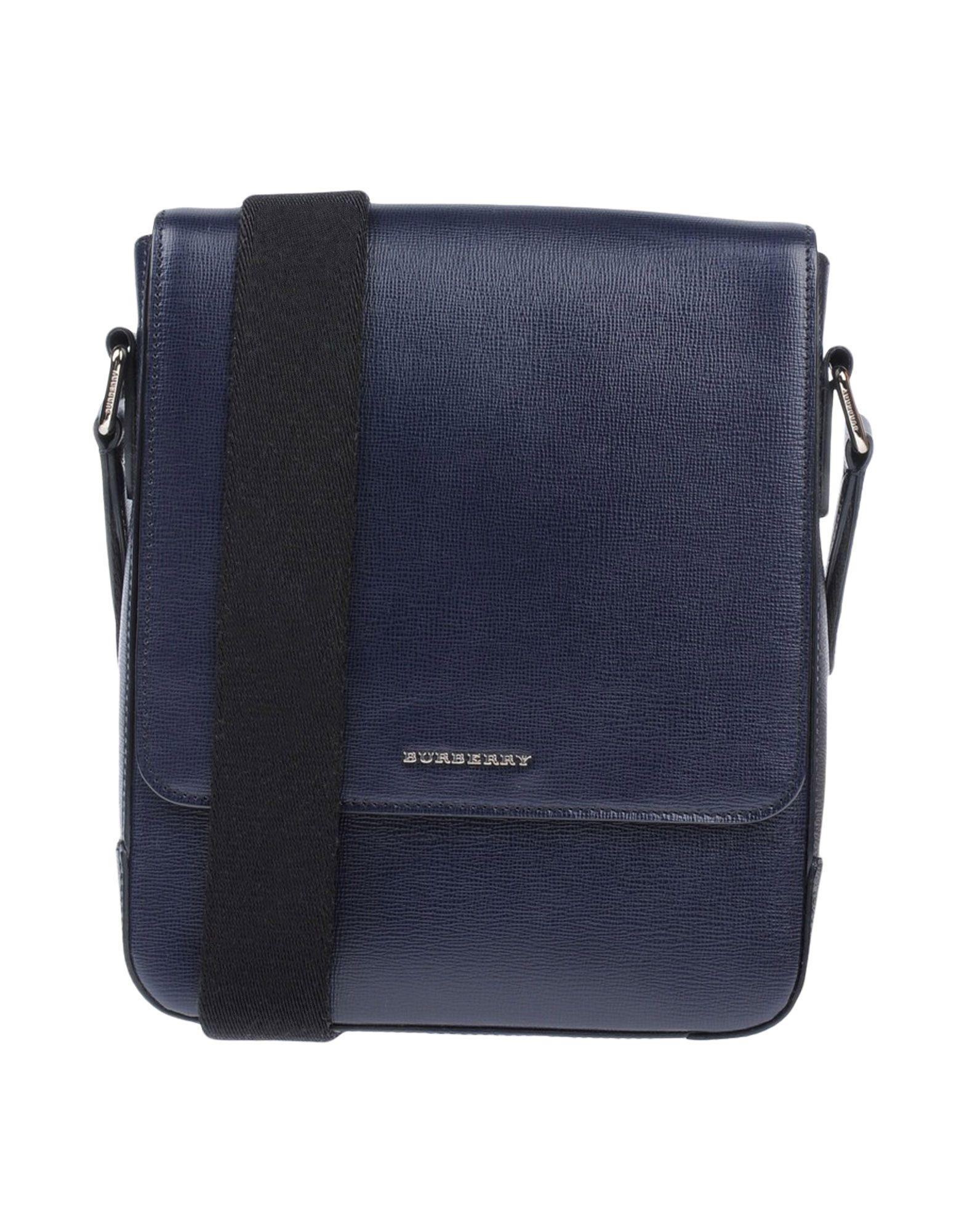 Burberry In Dark Blue