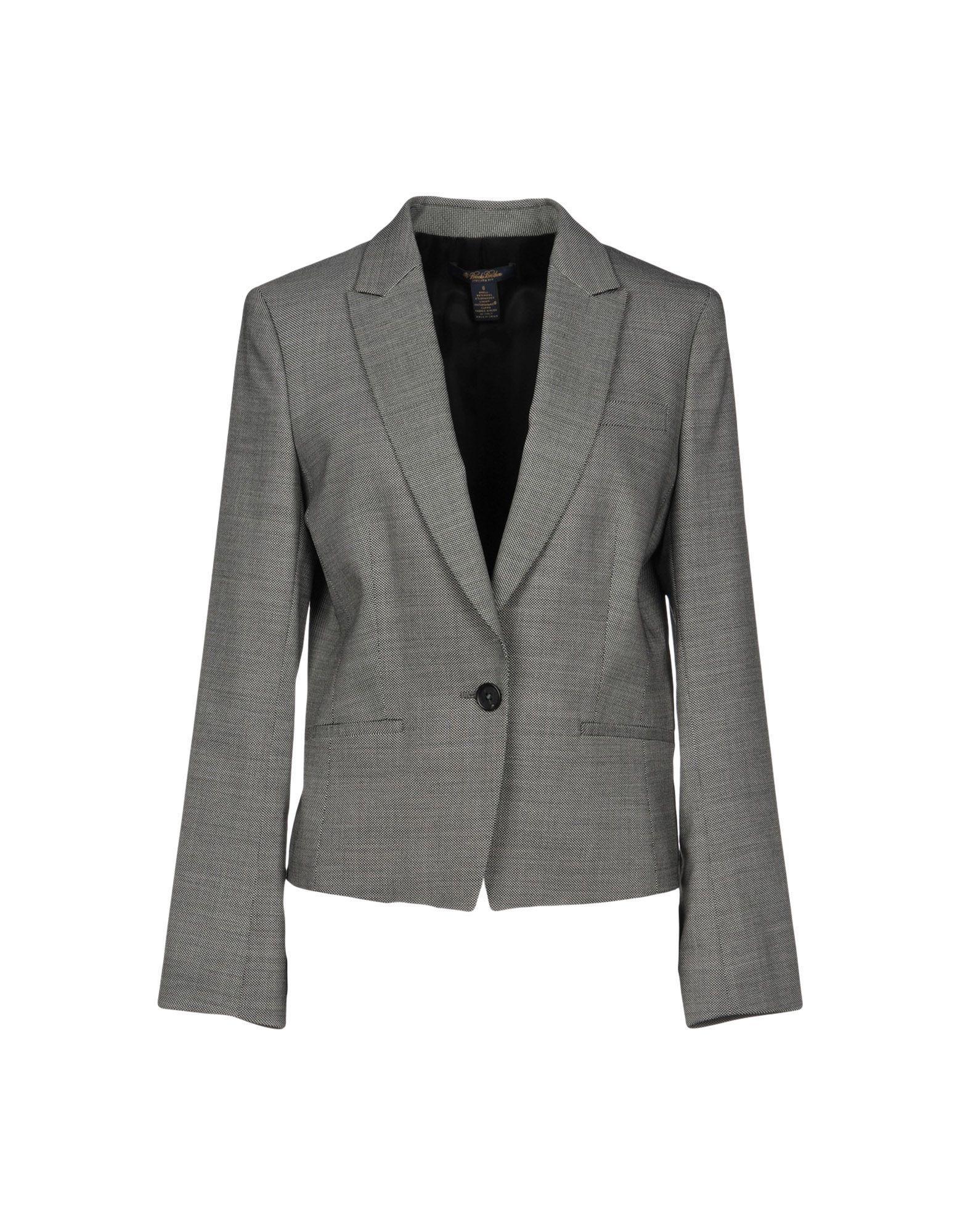 Brooks Brothers Blazers In Grey