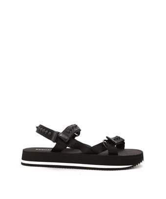 Dsquared2 Men's  Black Polyamide Sandals