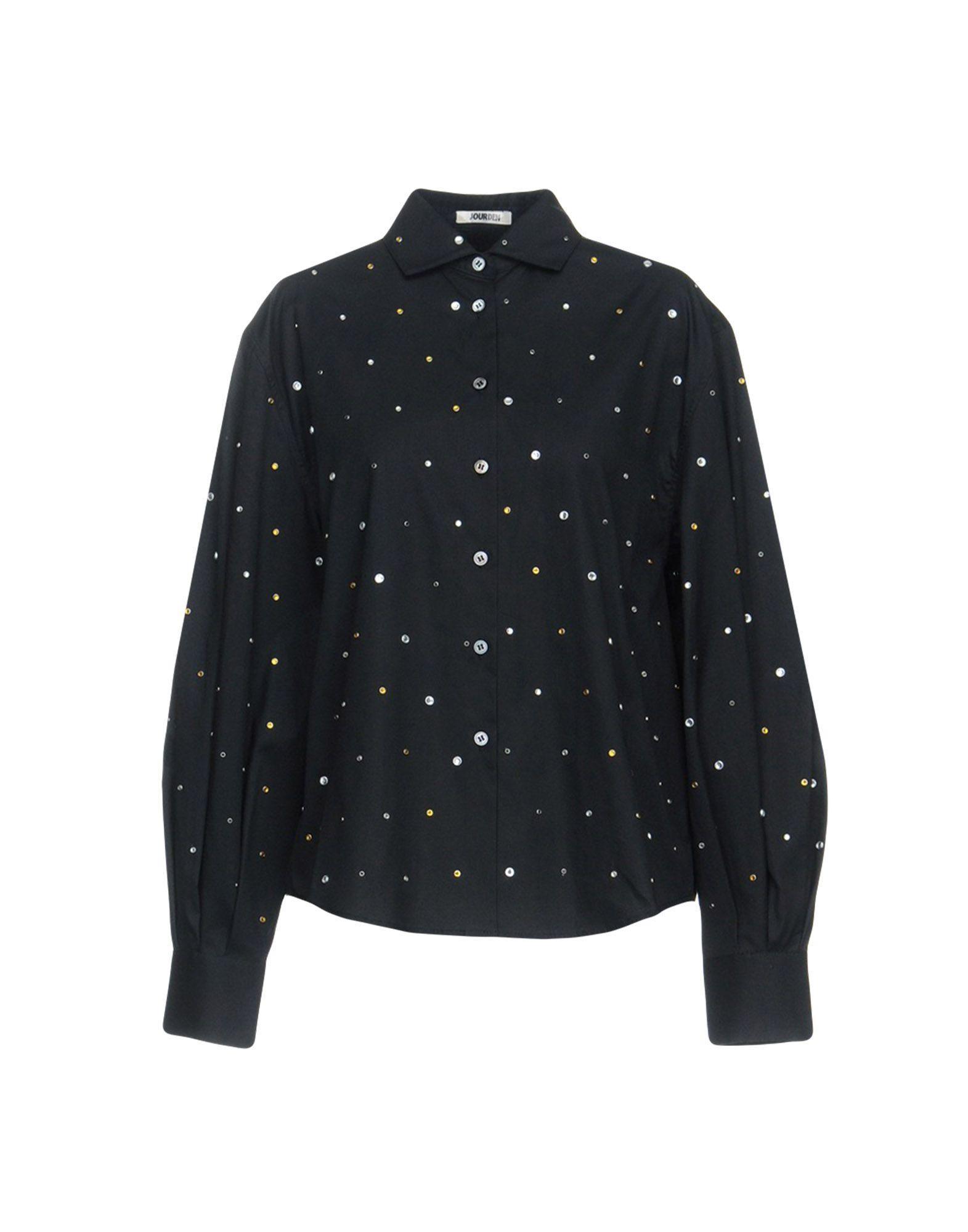 Jourden Shirts In Black