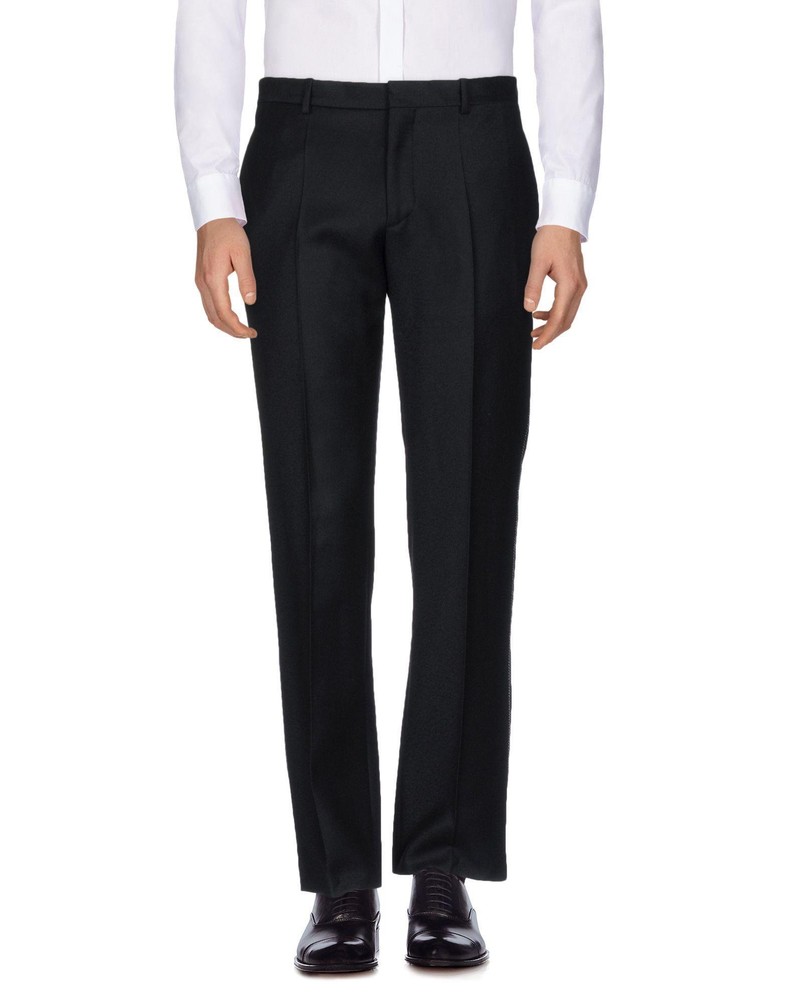 Maison Margiela Casual Pants In Black