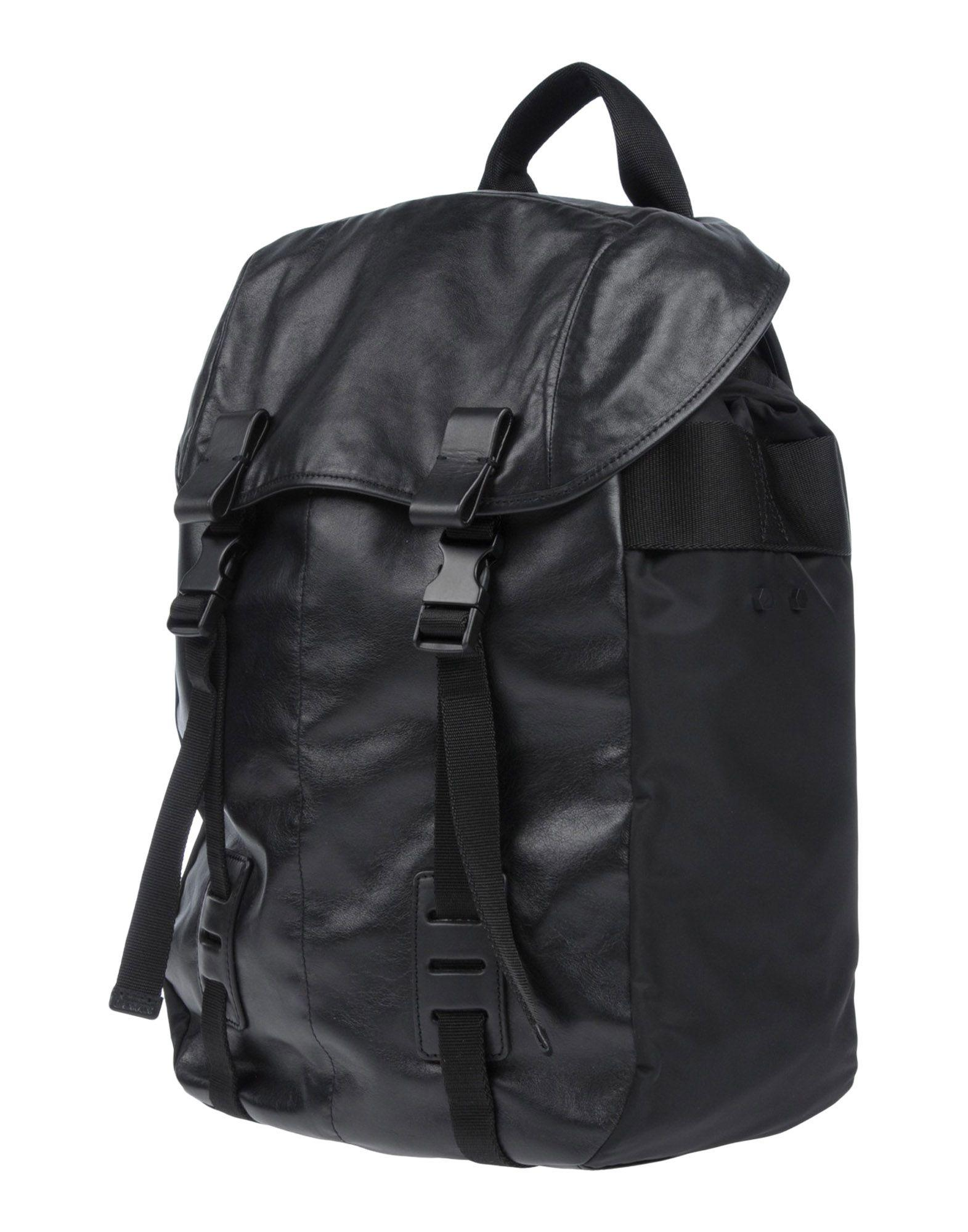 Lanvin Backpacks & Fanny Packs In Black
