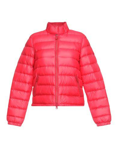 Aspesi Down Jacket In Coral